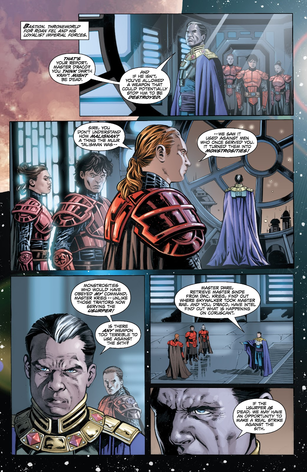 Read online Star Wars Legends: Legacy - Epic Collection comic -  Issue # TPB 2 (Part 4) - 68