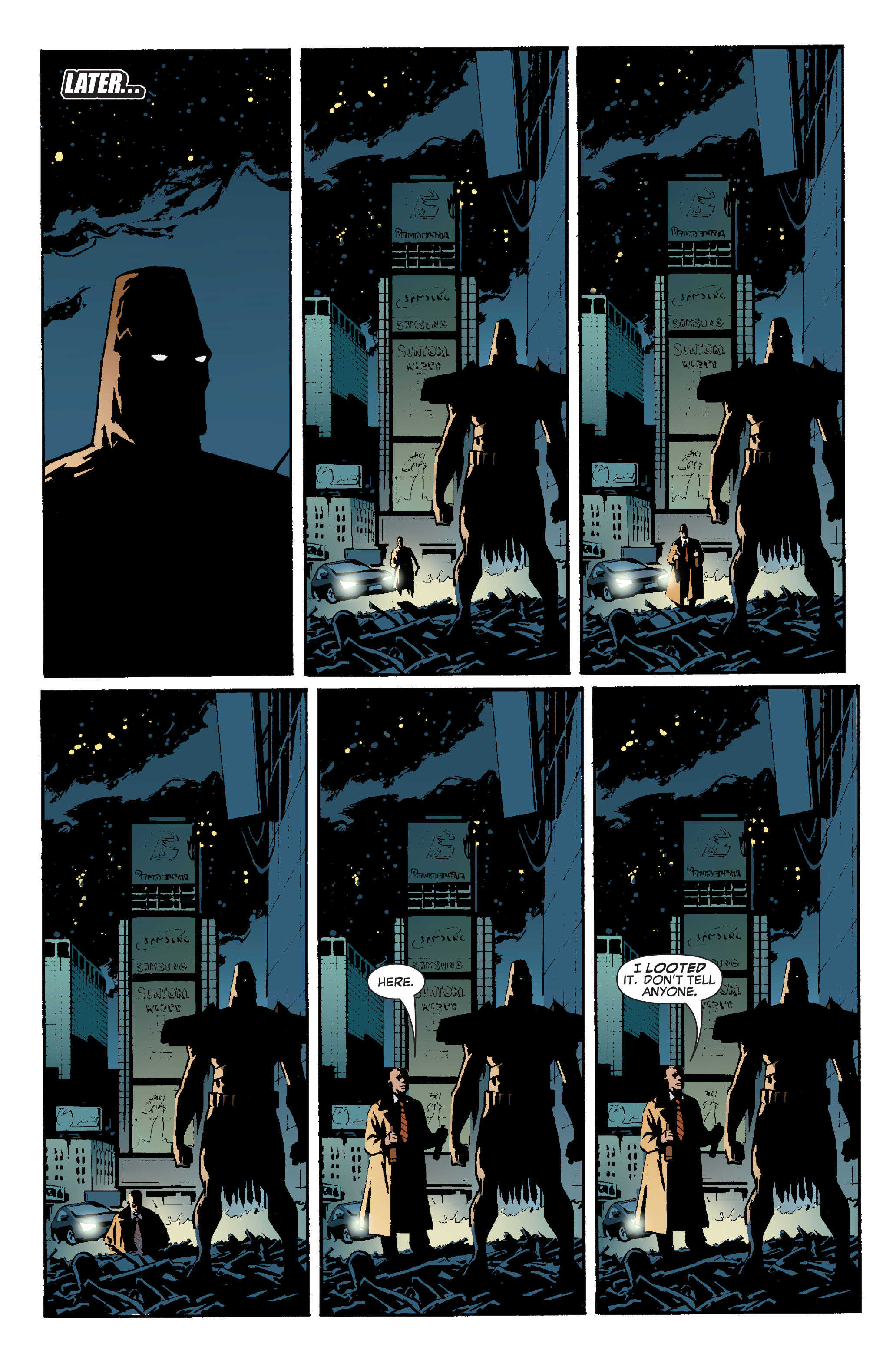 Read online World War Hulk: Front Line comic -  Issue #5 - 20