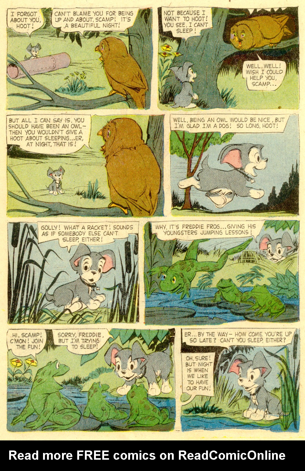 Walt Disney's Comics and Stories issue 223 - Page 14