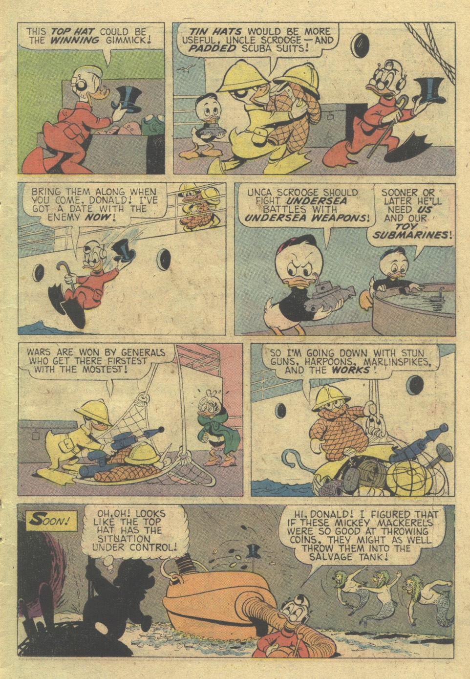 Read online Uncle Scrooge (1953) comic -  Issue #125 - 15