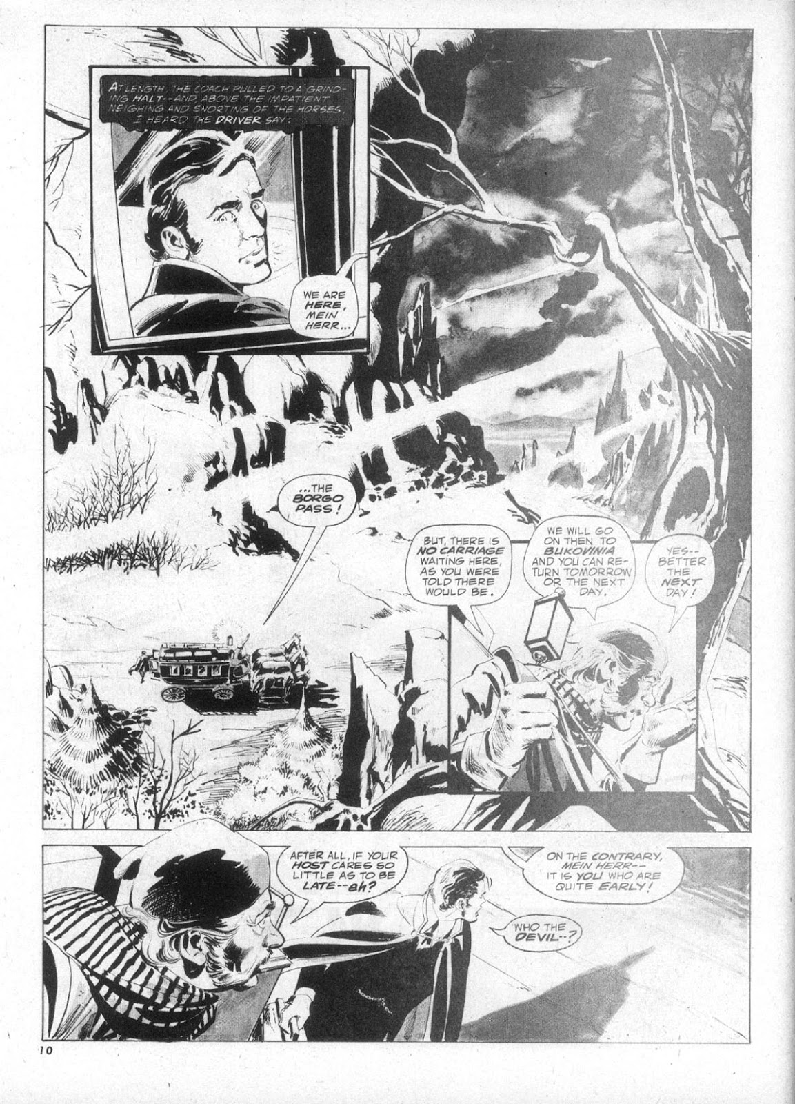 Dracula Lives issue 5 - Page 11