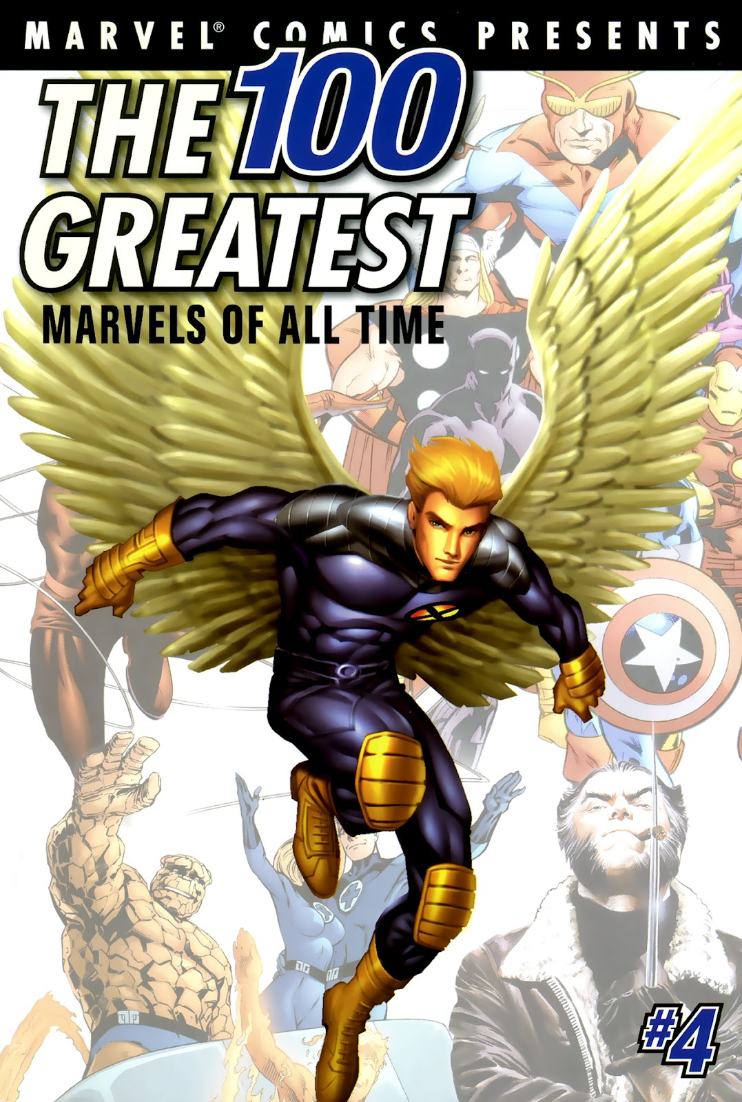 The 100 Greatest Marvels of All Time 7 Page 1