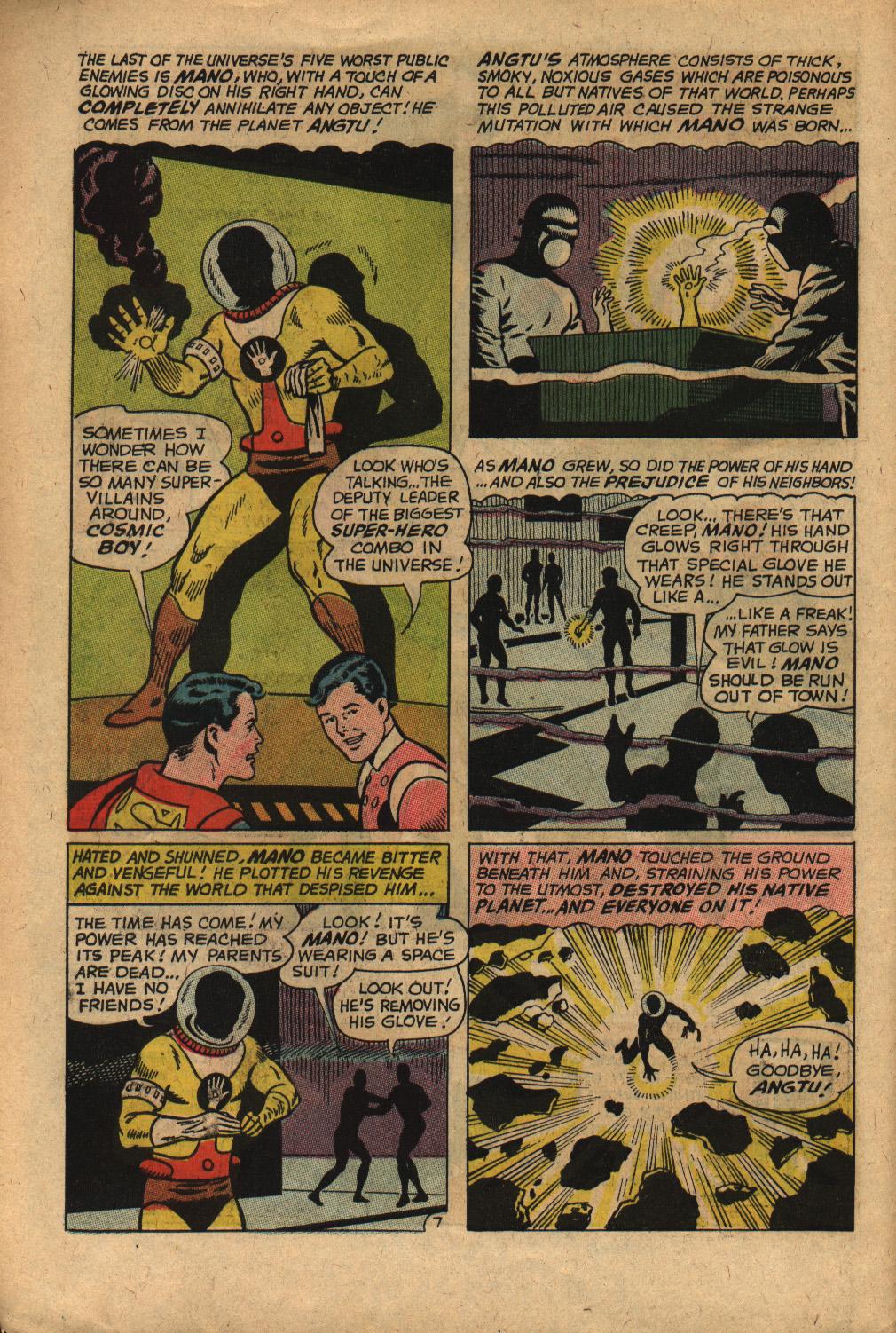 Read online Adventure Comics (1938) comic -  Issue #352 - 10