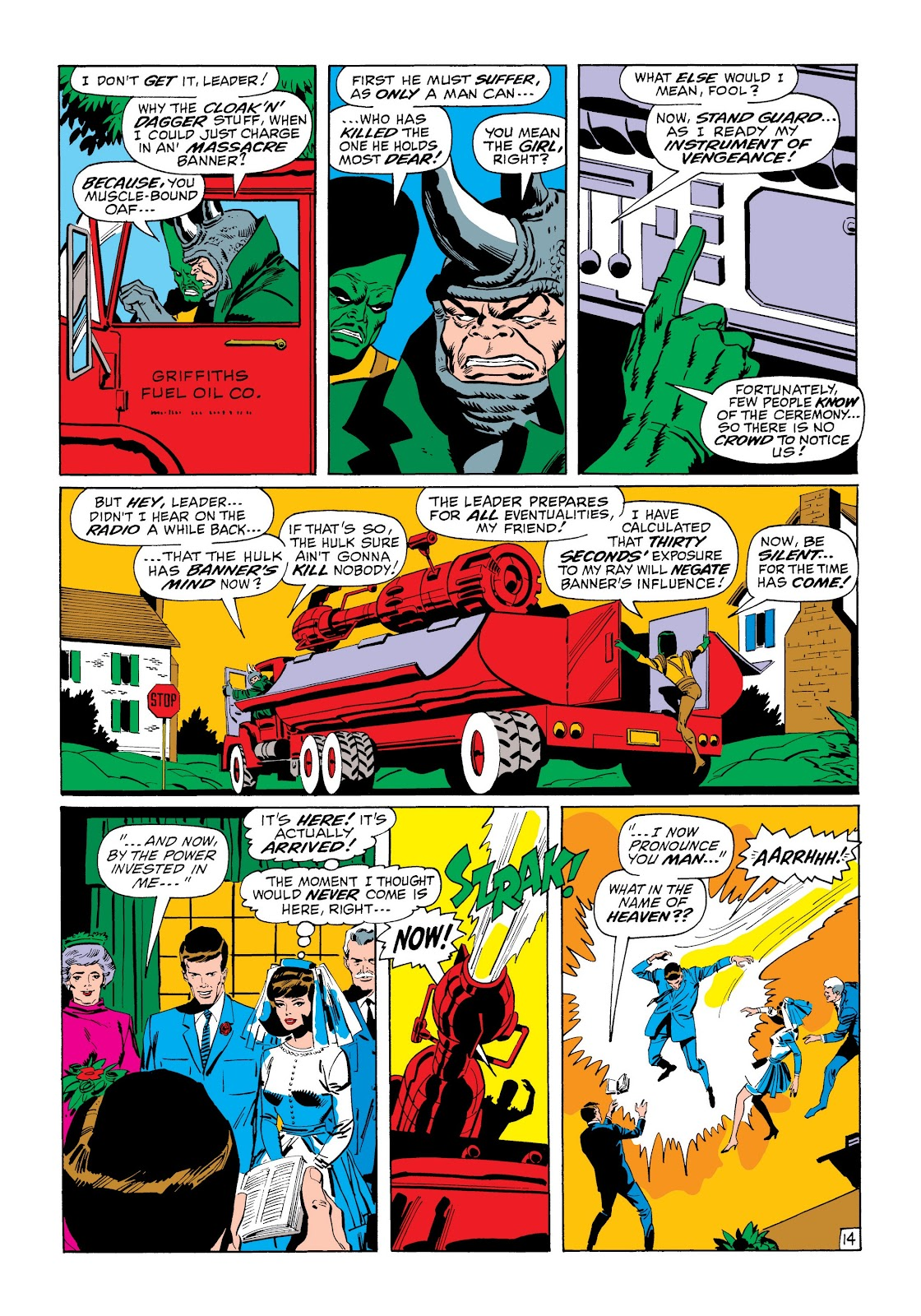 Read online Marvel Masterworks: The Incredible Hulk comic -  Issue # TPB 6 (Part 1) - 65