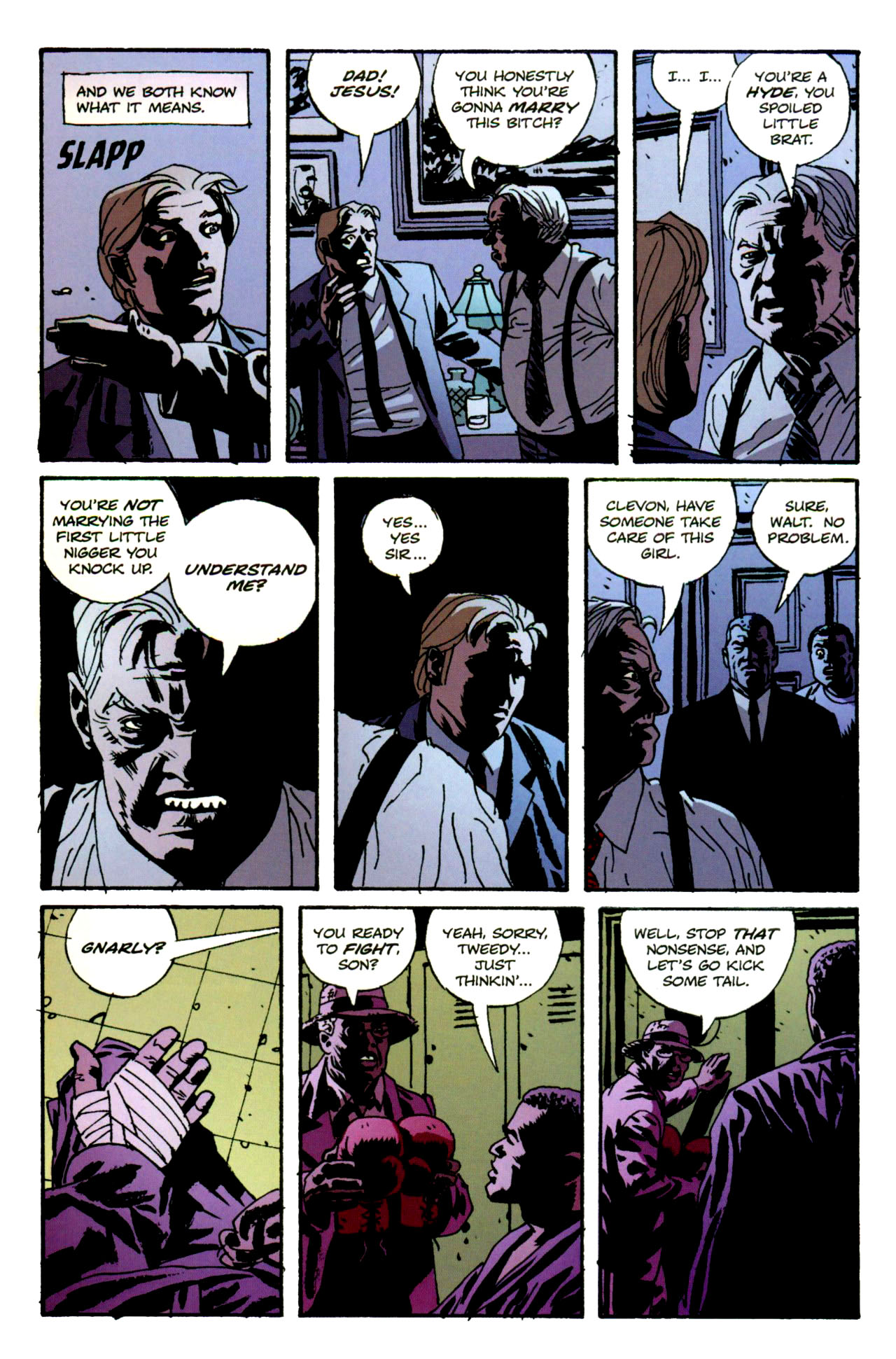 Read online Criminal (2008) comic -  Issue #1 - 29