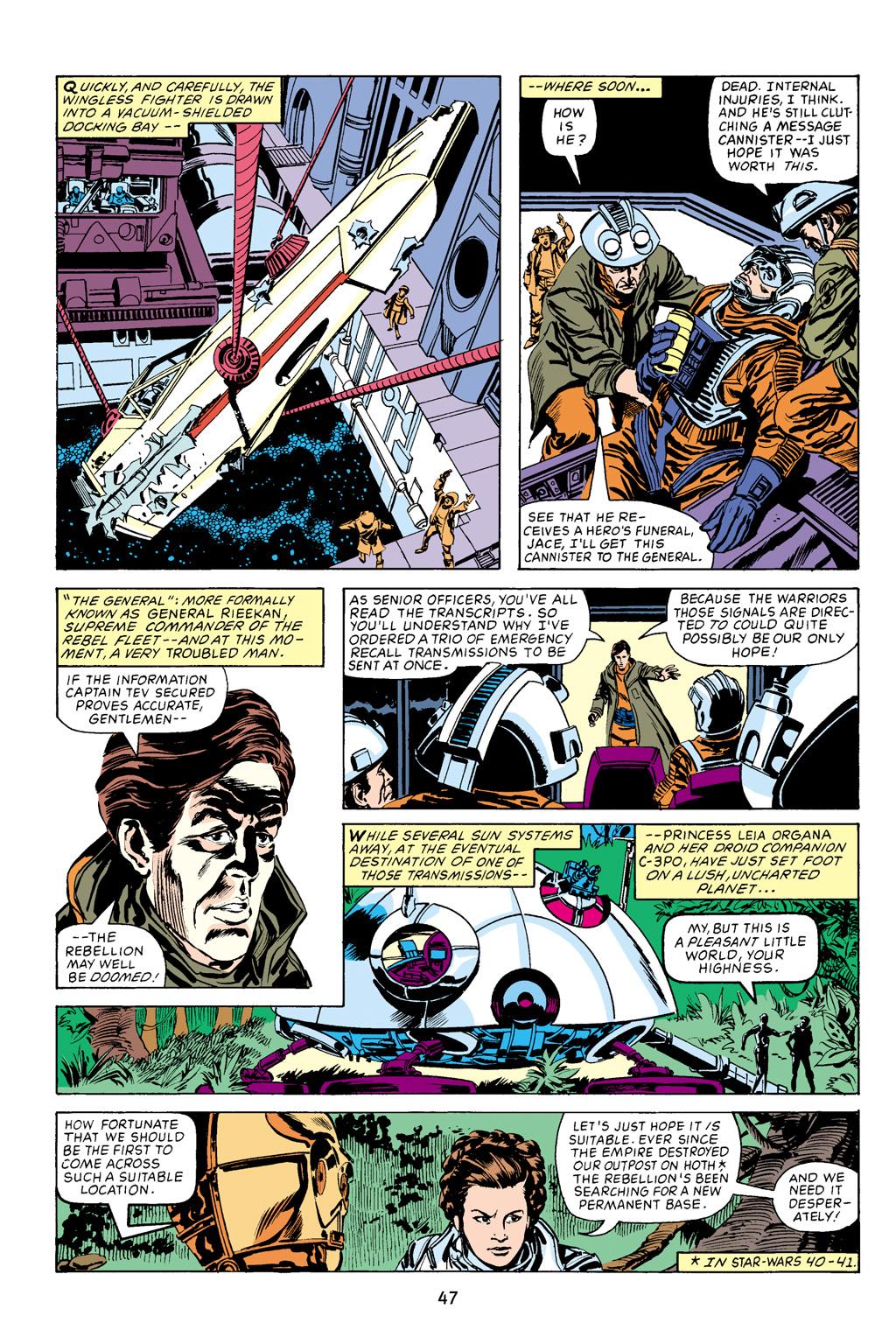 Read online Star Wars Omnibus comic -  Issue # Vol. 16 - 48