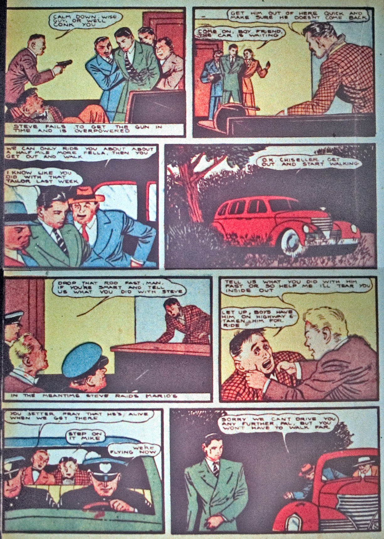 Read online Detective Comics (1937) comic -  Issue #34 - 32