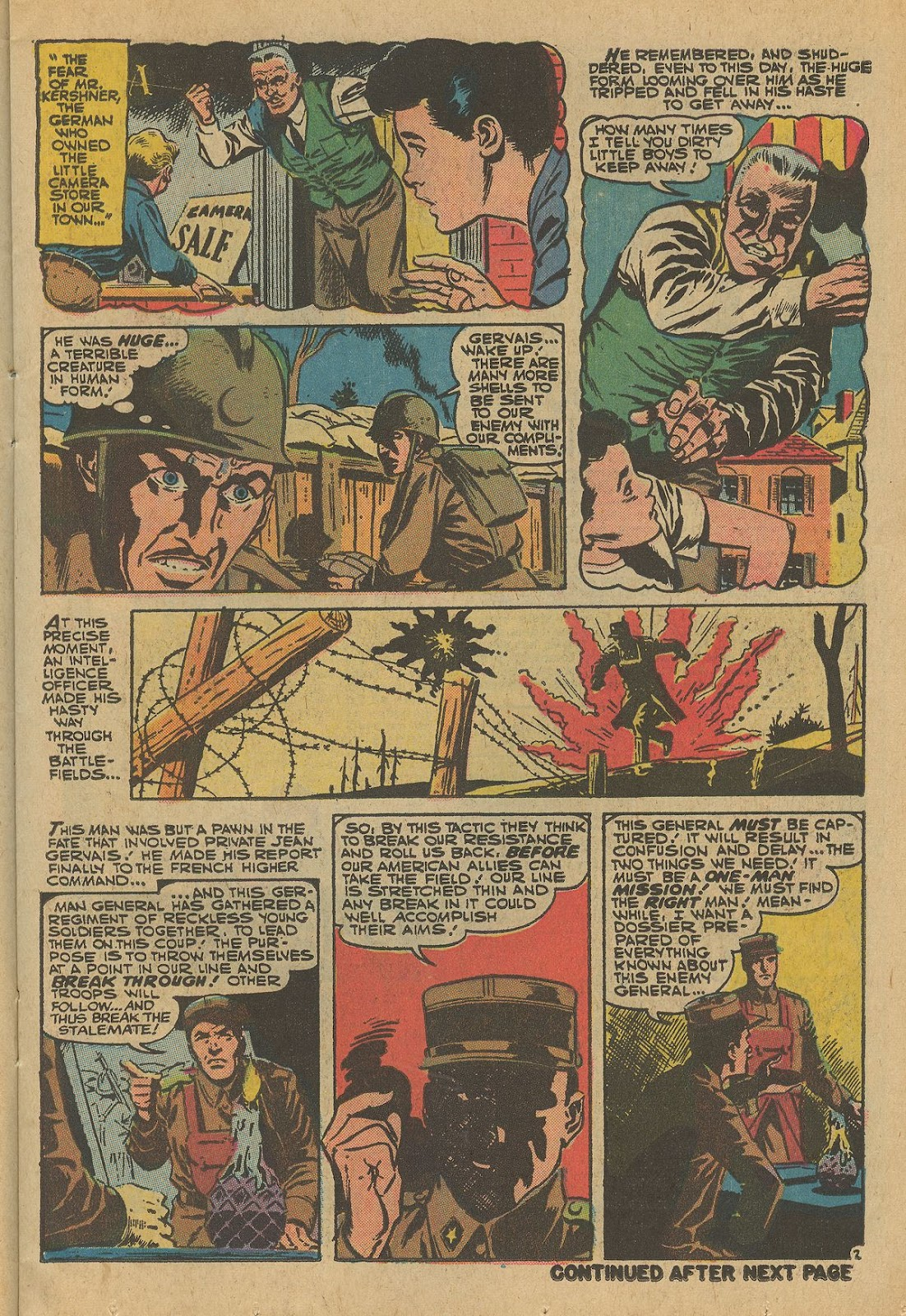 War Is Hell (1973) issue 5 - Page 11