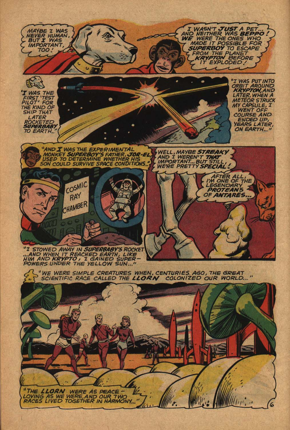 Read online Adventure Comics (1938) comic -  Issue #364 - 10