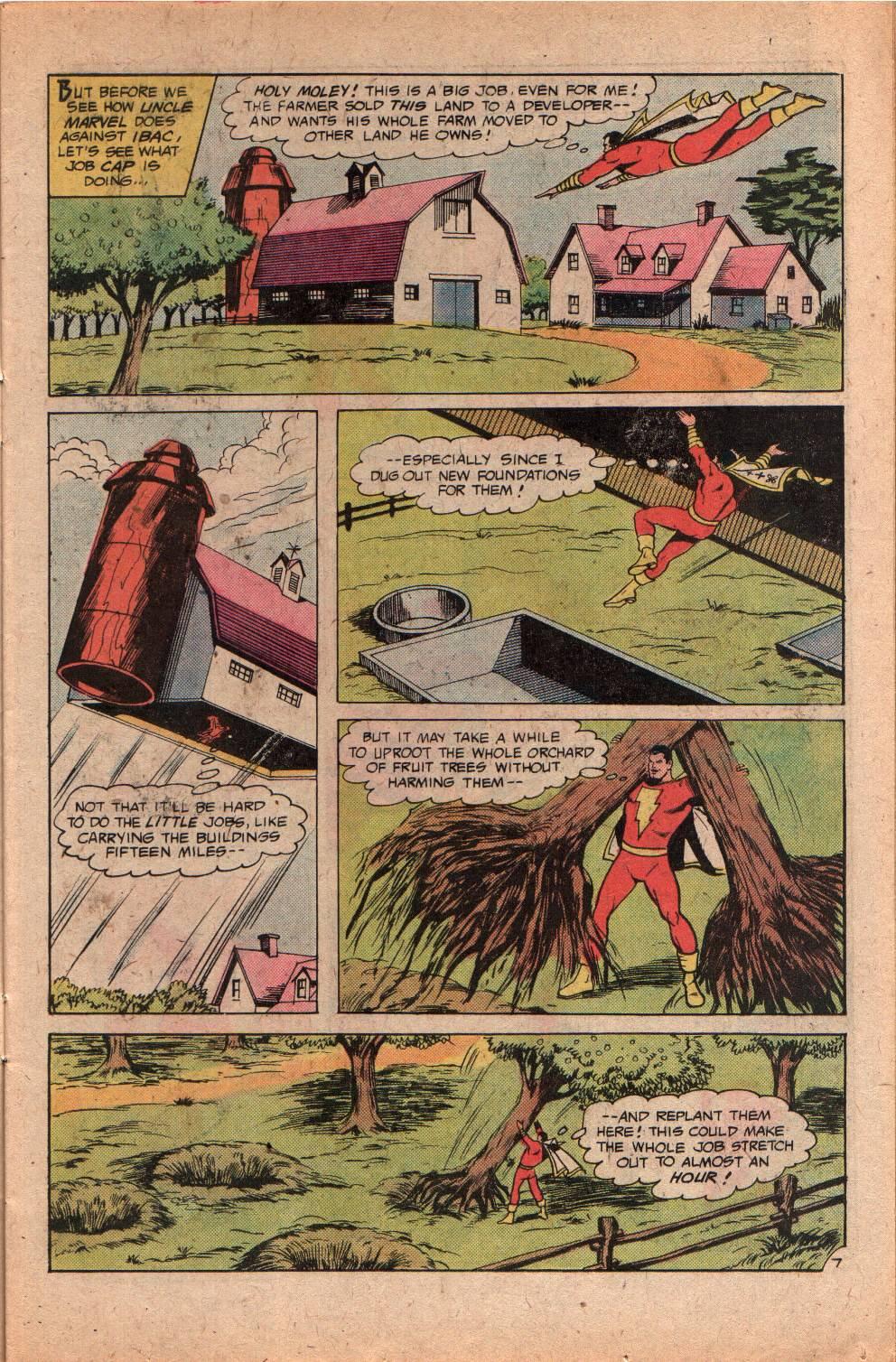 Read online Shazam! (1973) comic -  Issue #29 - 11