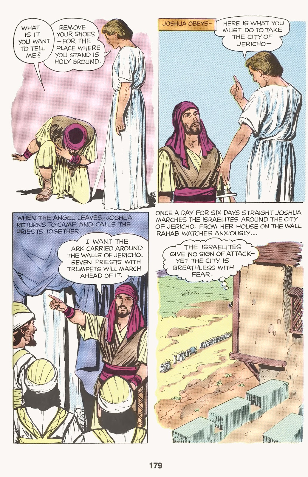 The Picture Bible issue TPB (Part 2) - Page 82