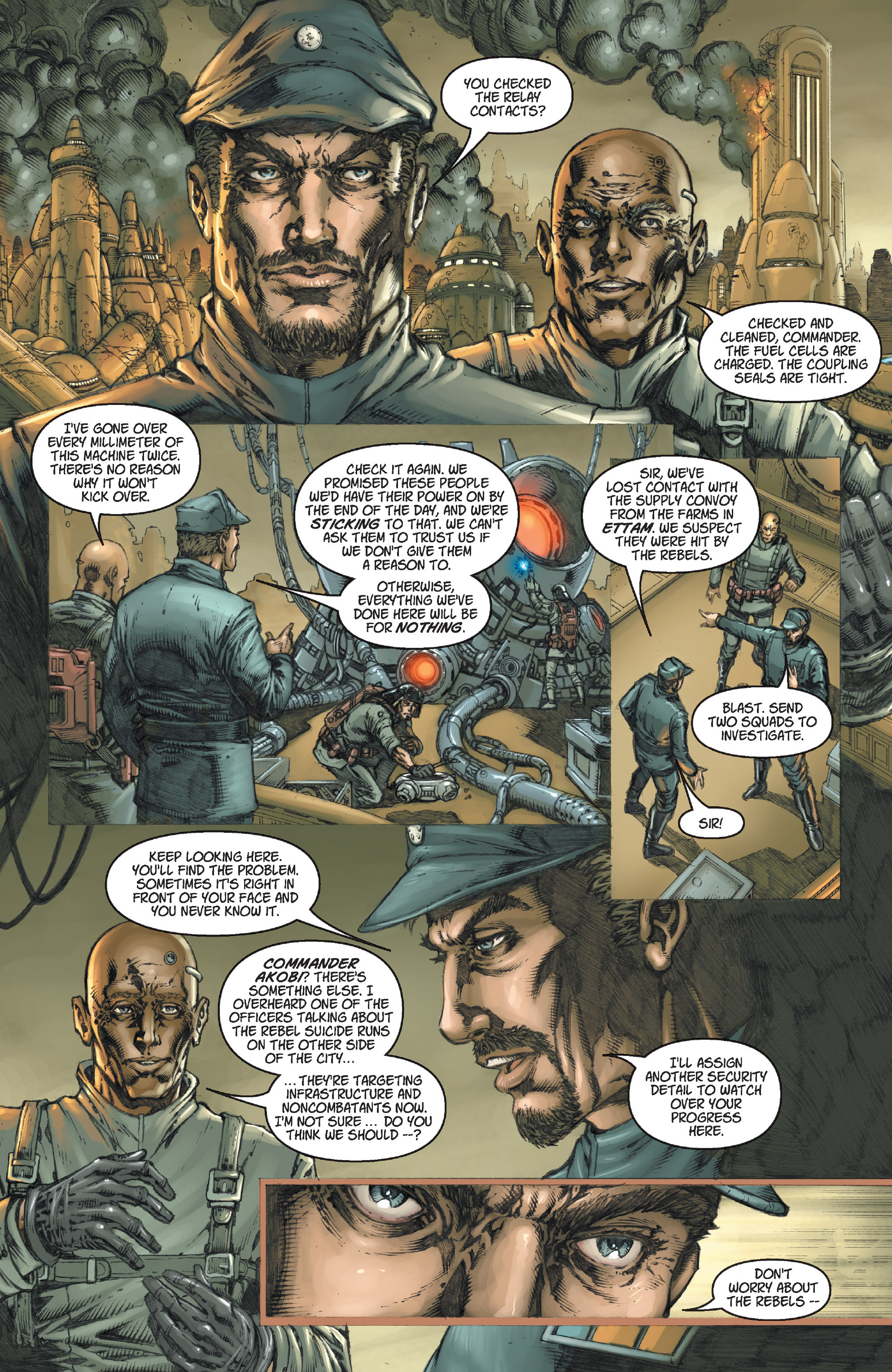 Read online Star Wars Omnibus comic -  Issue # Vol. 17 - 196