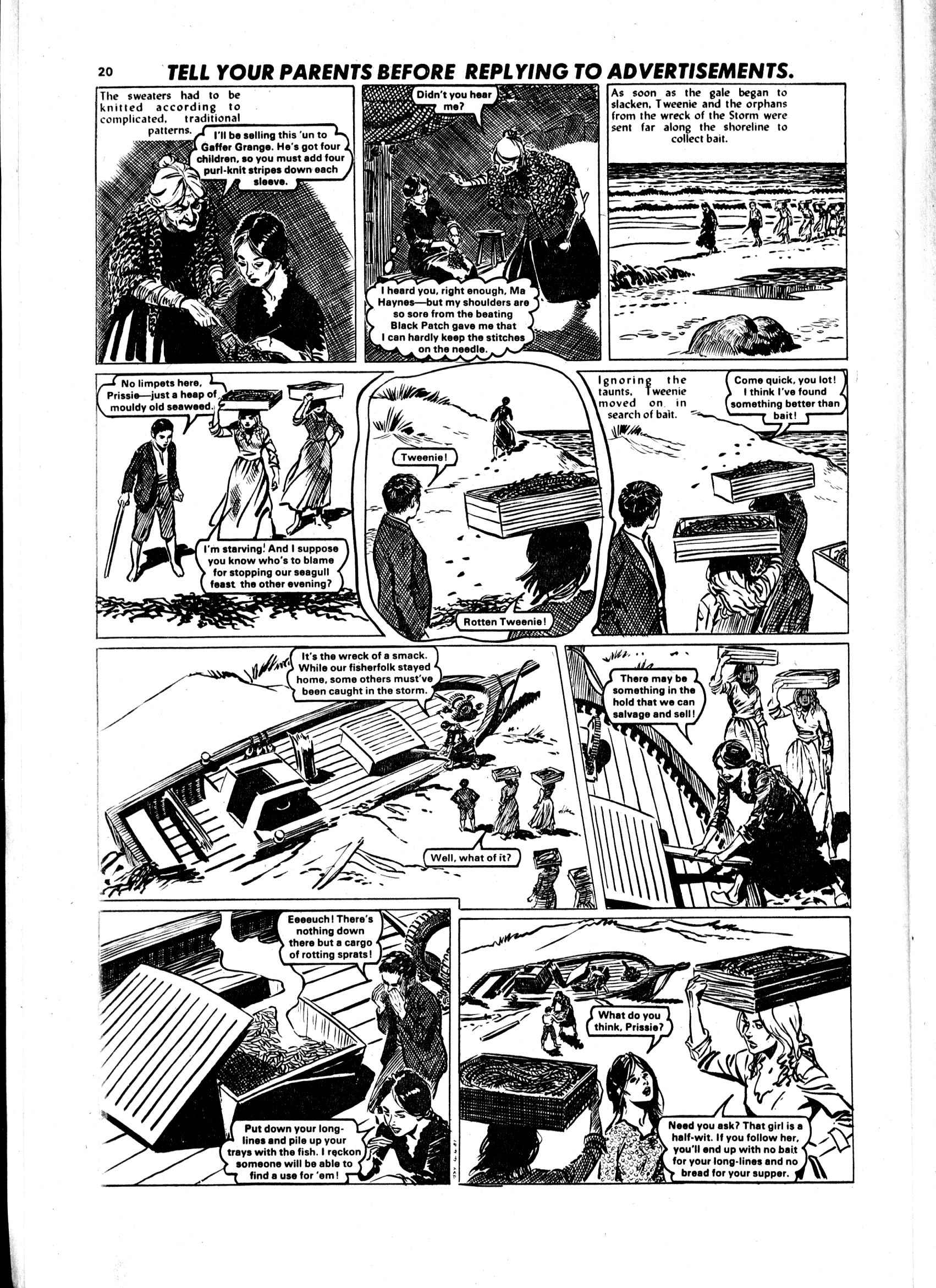 Read online Judy comic -  Issue #1108 - 20