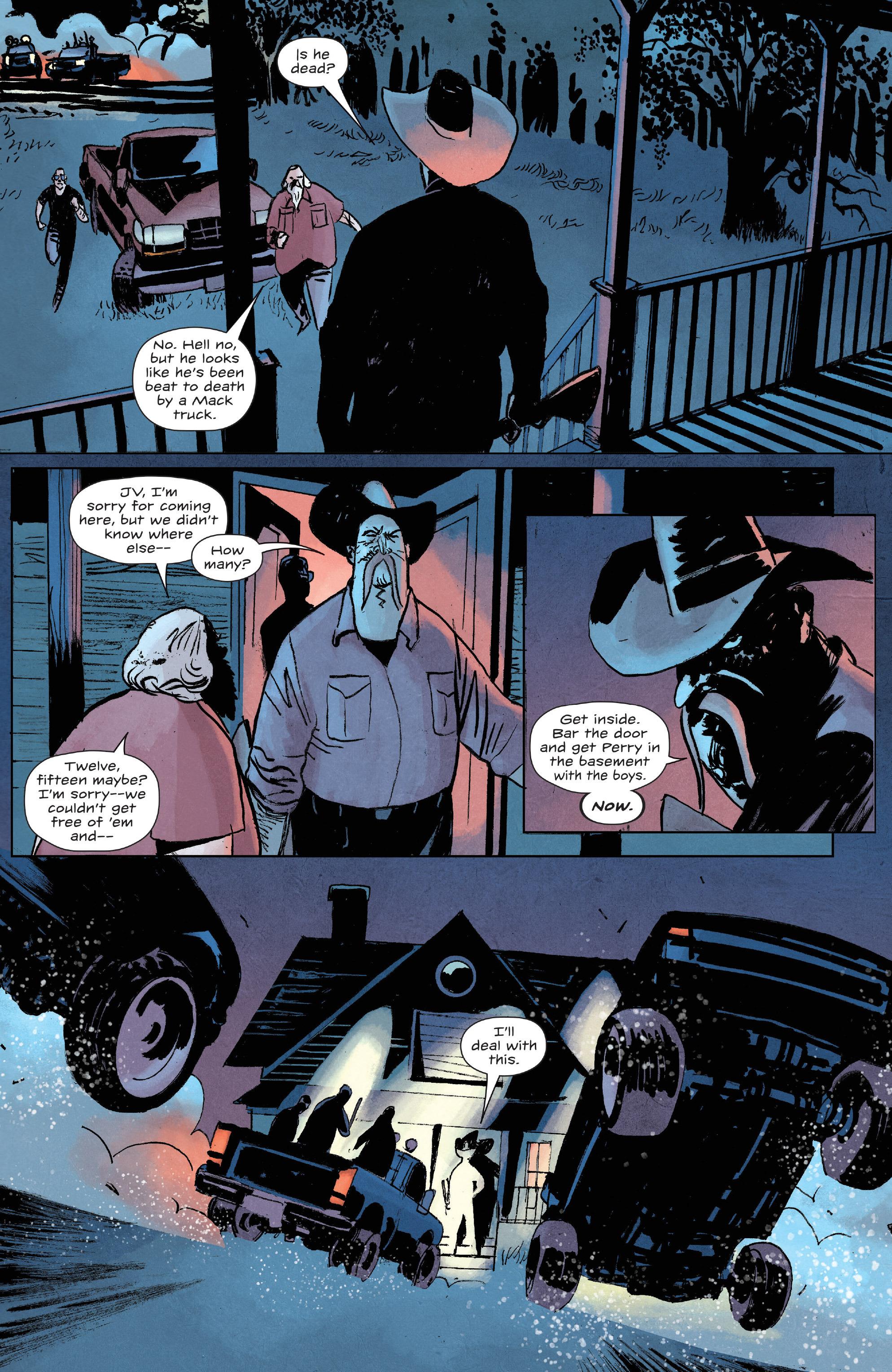 Read online Redneck comic -  Issue #2 - 17