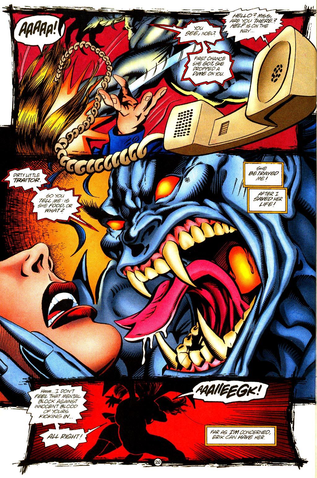 Read online Rune (1995) comic -  Issue #2 - 23