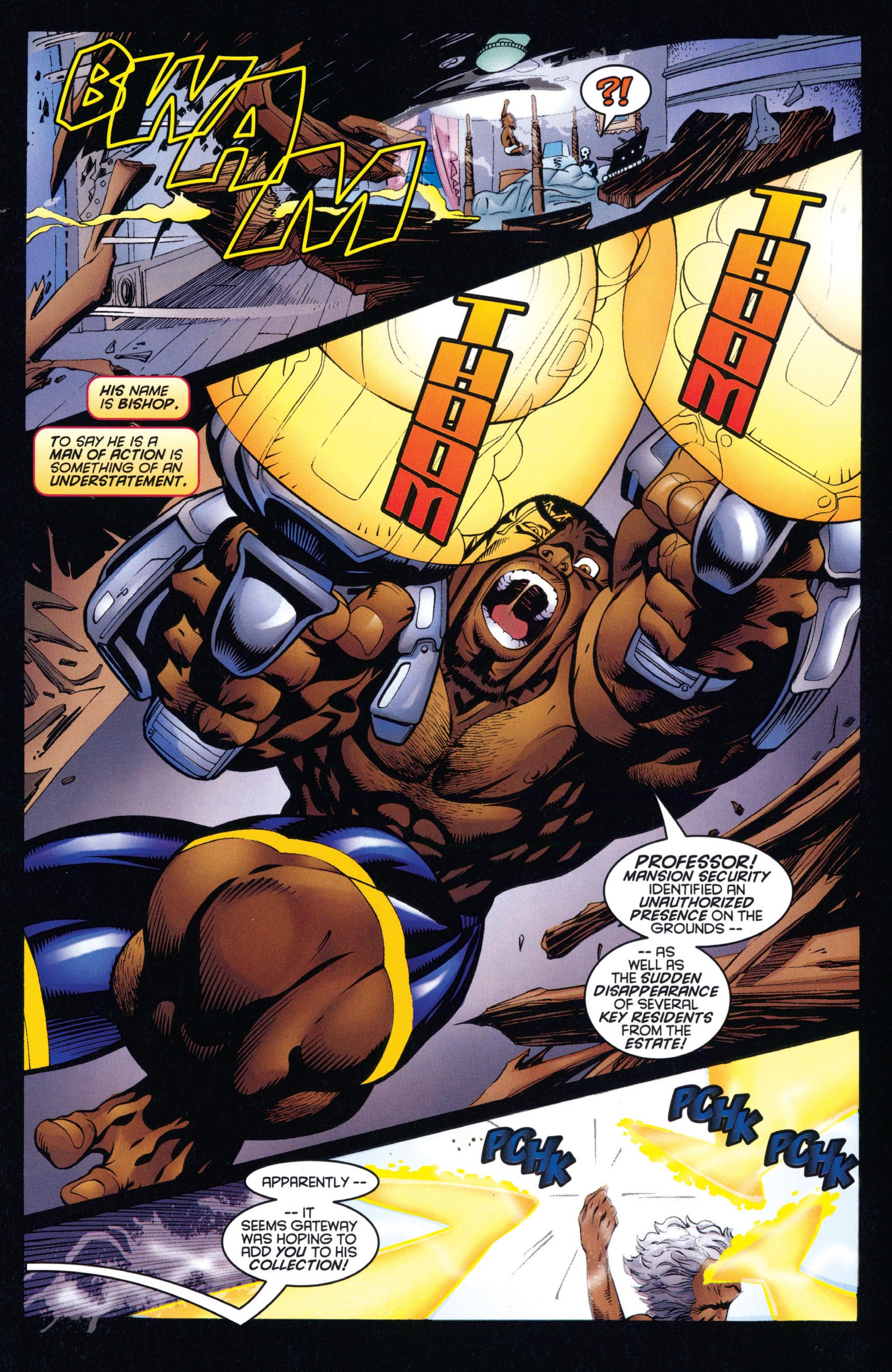 X-Men (1991) 50 Page 8