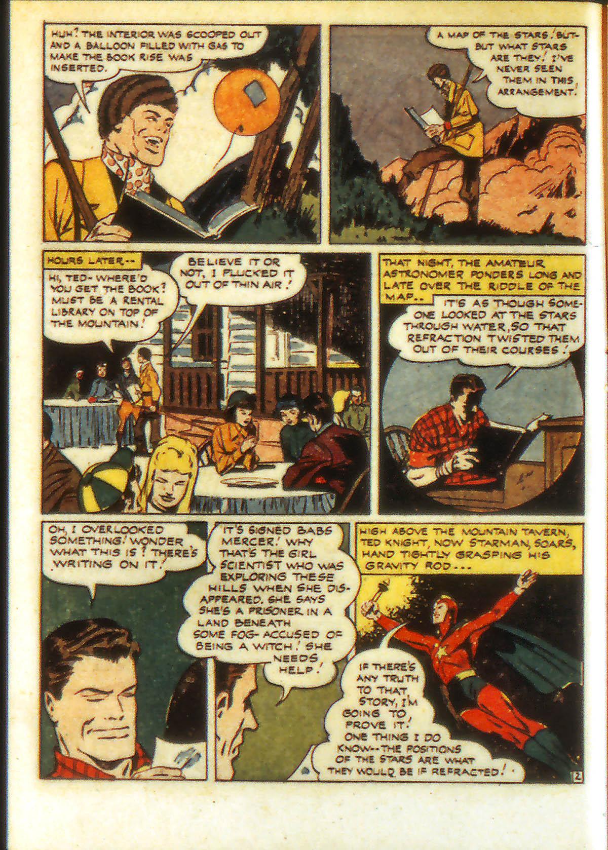Read online Adventure Comics (1938) comic -  Issue #90 - 30