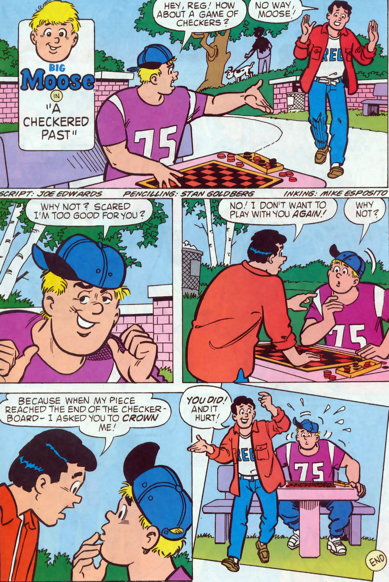 Read online Archie (1960) comic -  Issue #437 - 8
