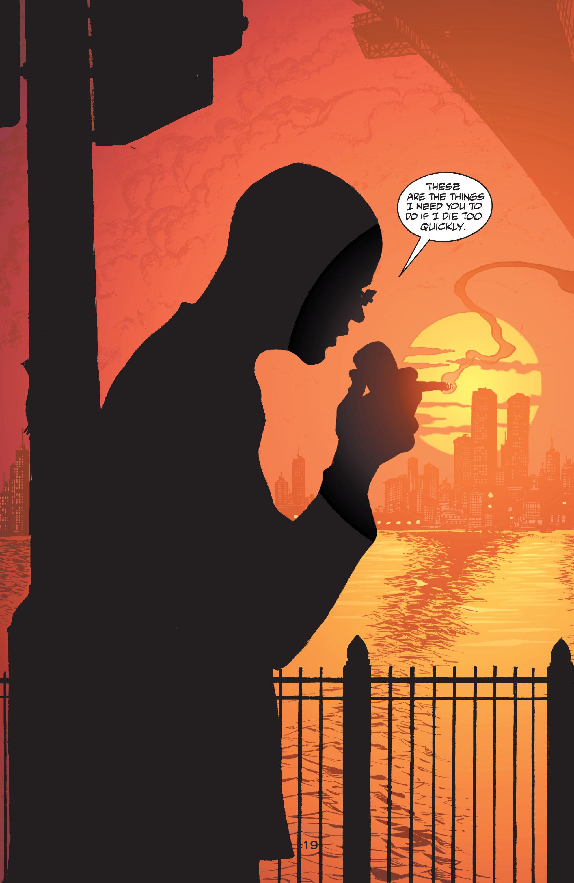 Read online Transmetropolitan comic -  Issue #42 - 20