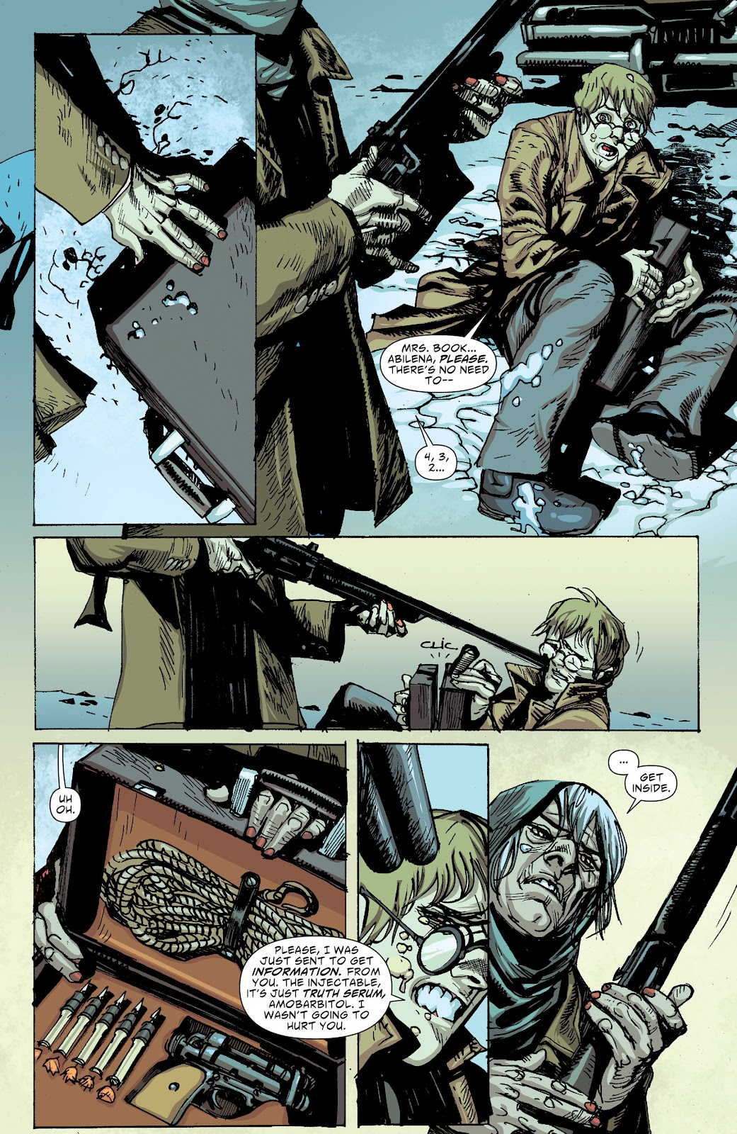 American Vampire issue 34 - Page 6