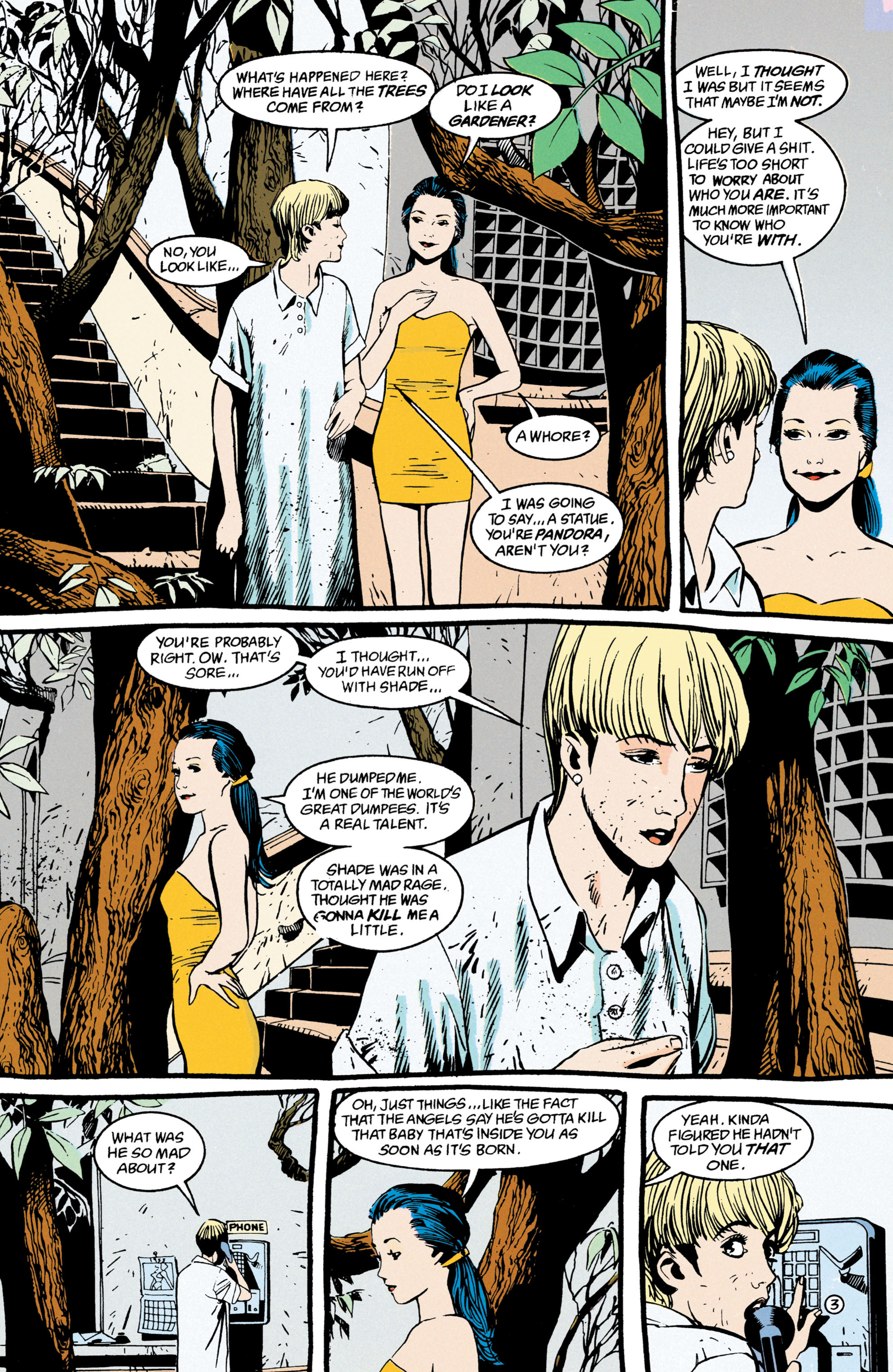 Read online Shade, the Changing Man comic -  Issue #47 - 4
