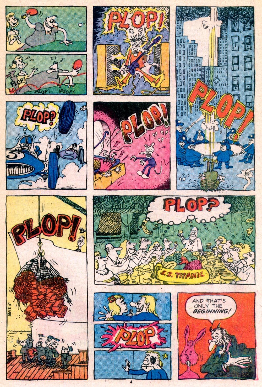 Read online Plop! comic -  Issue #5 - 5