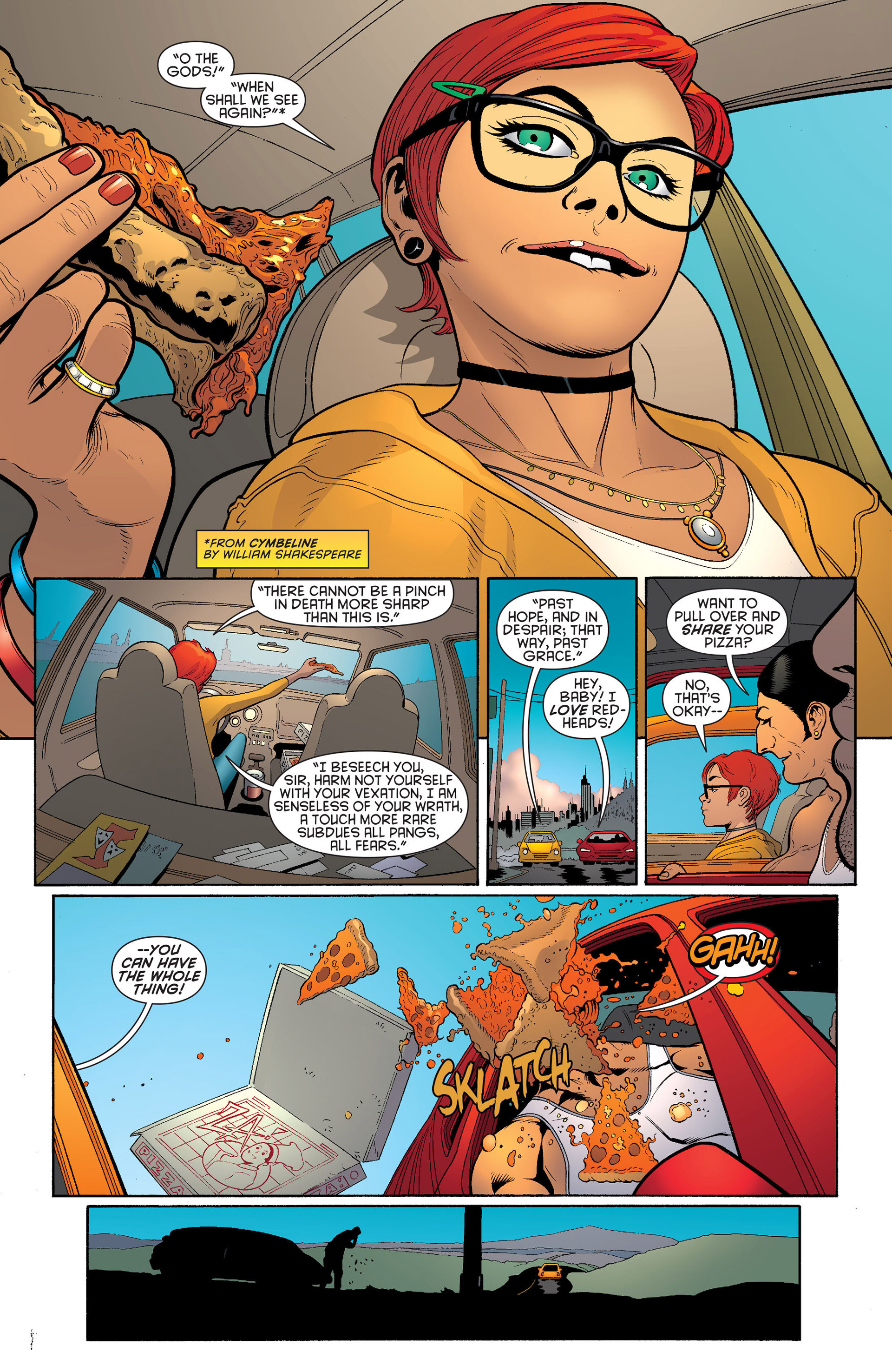 Read online Batman and Robin (2011) comic -  Issue #19 - 3