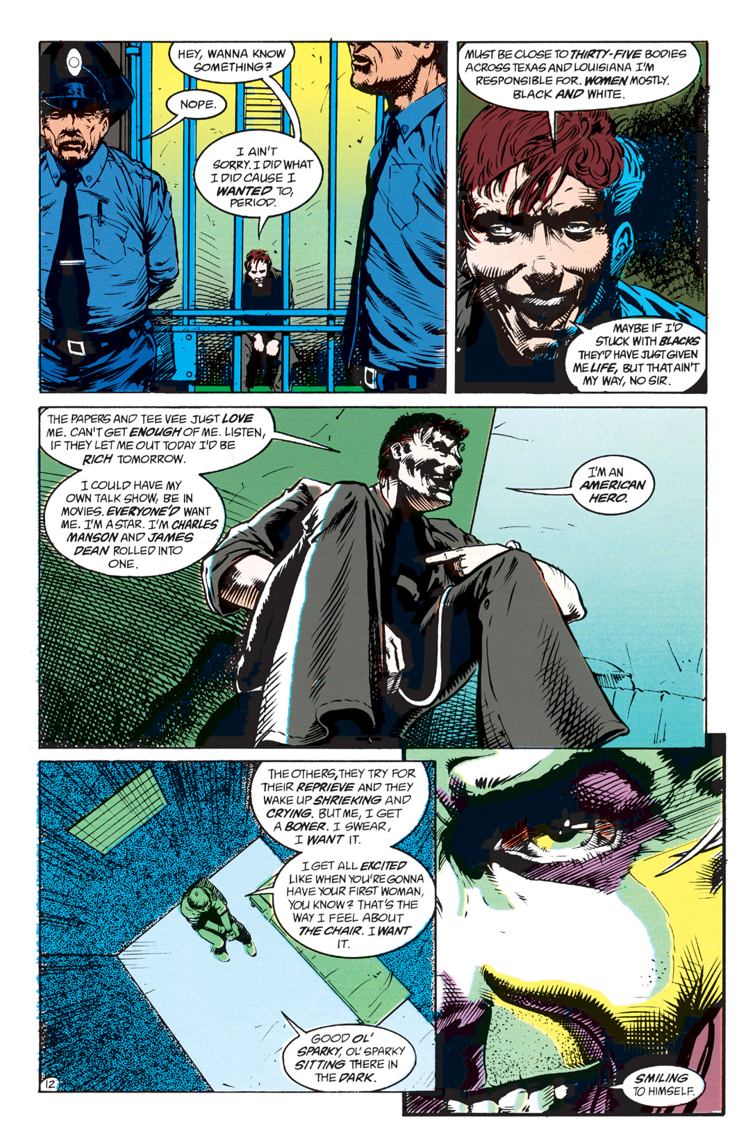 Read online Shade, the Changing Man comic -  Issue #1 - 14