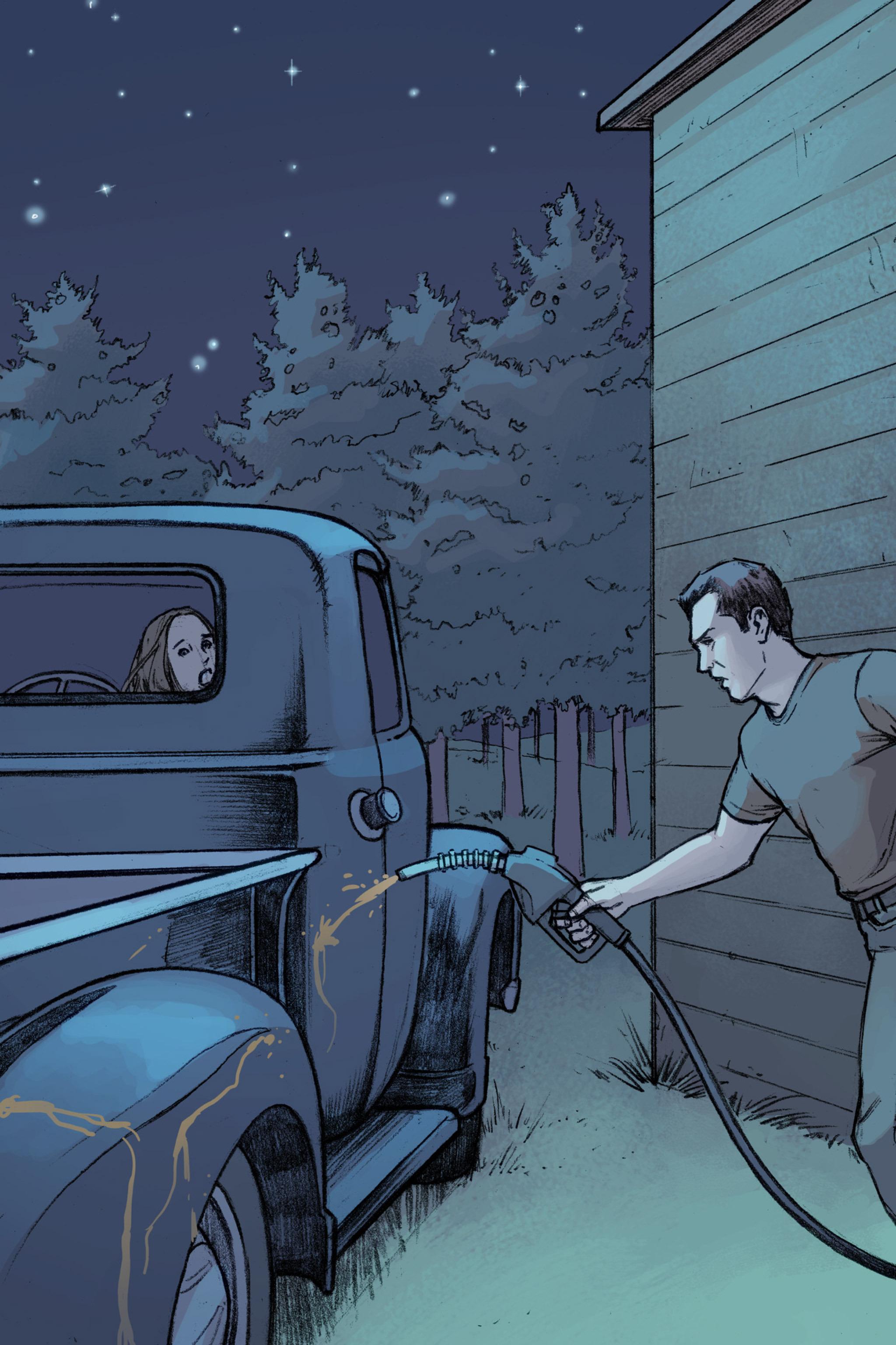 Read online Soul comic -  Issue #2 - 109