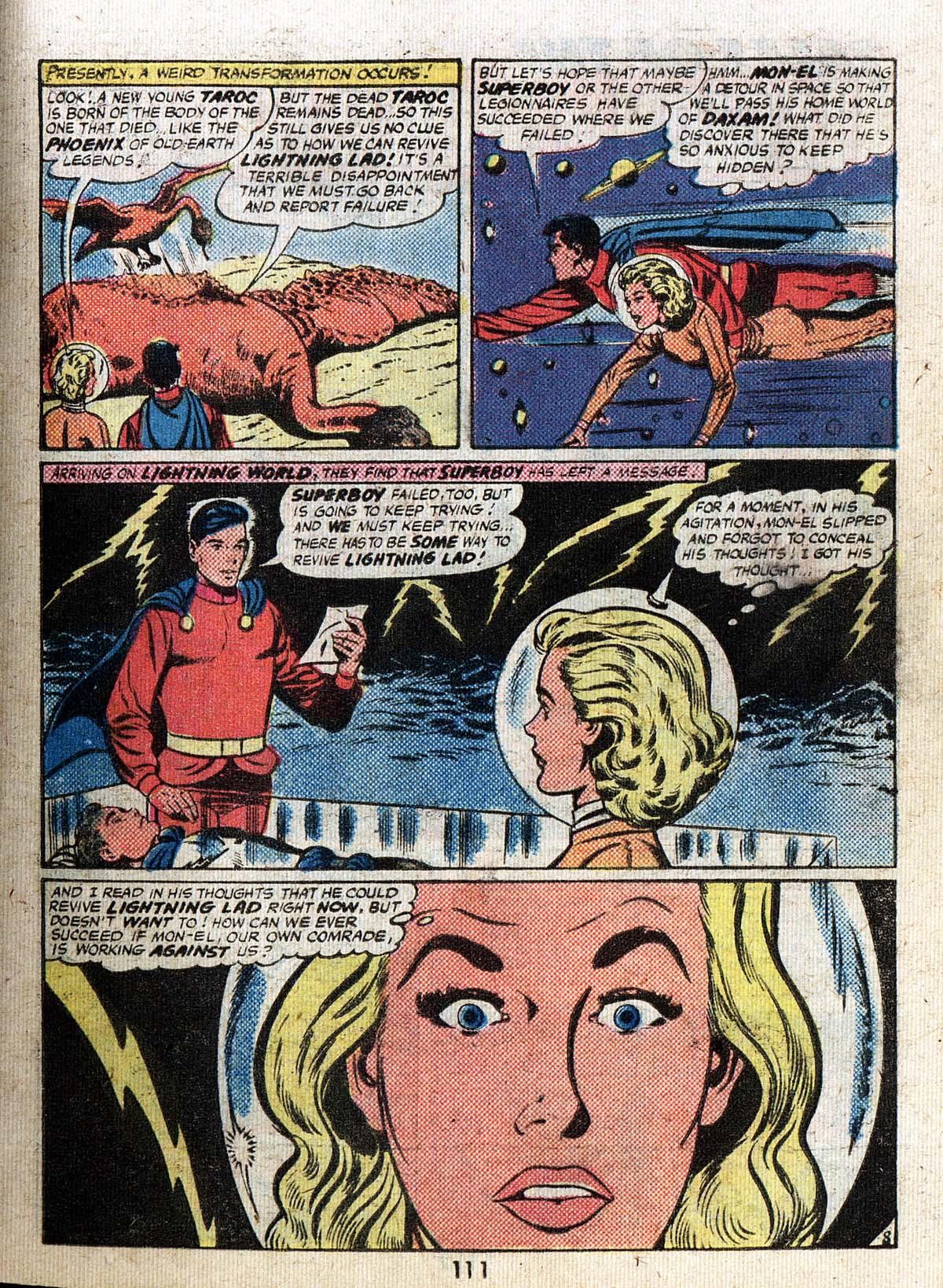 Read online Adventure Comics (1938) comic -  Issue #500 - 111
