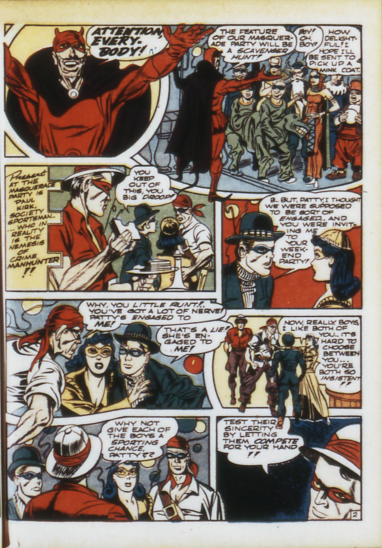 Read online Adventure Comics (1938) comic -  Issue #74 - 48