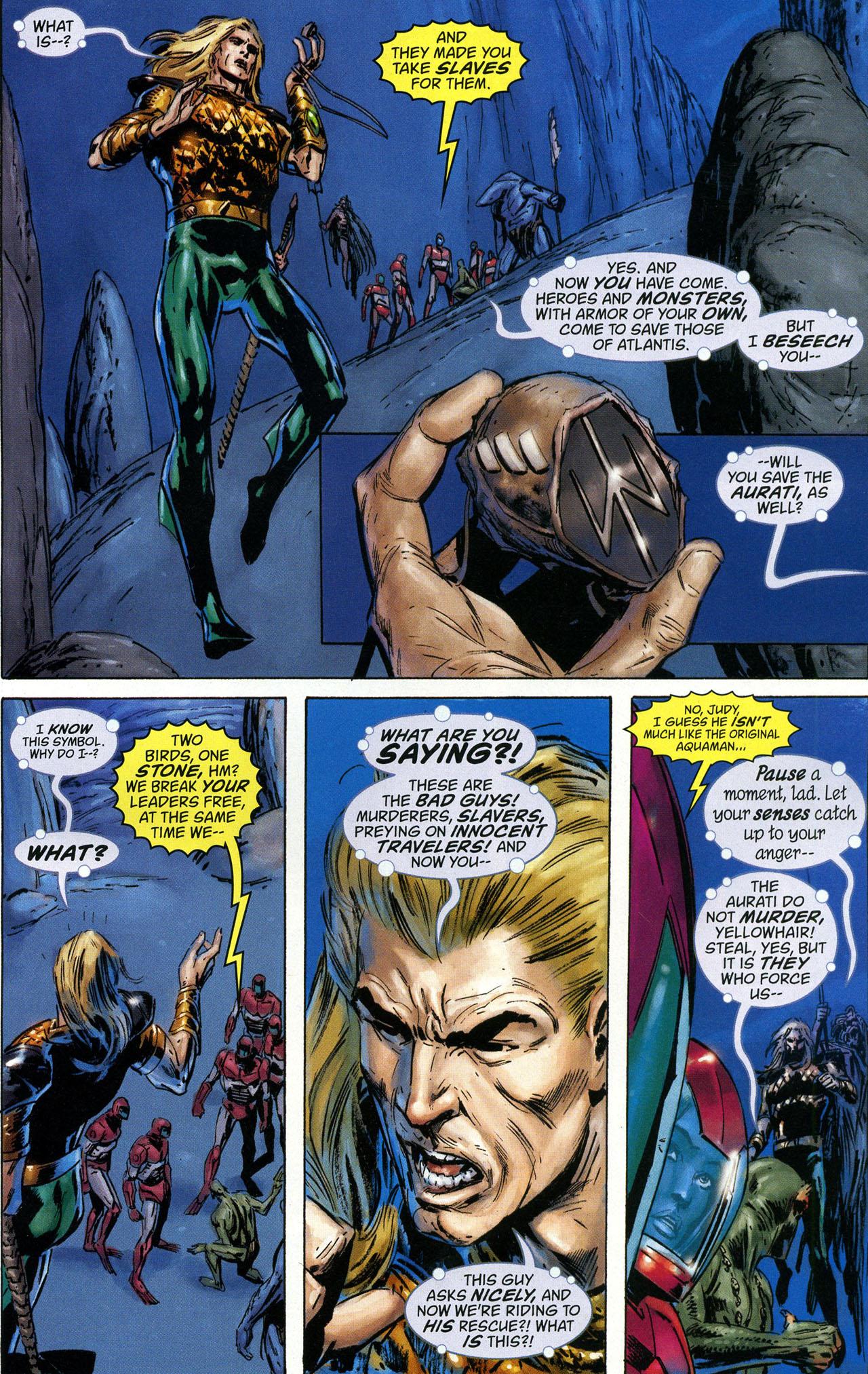 Read online Aquaman: Sword of Atlantis comic -  Issue #44 - 7
