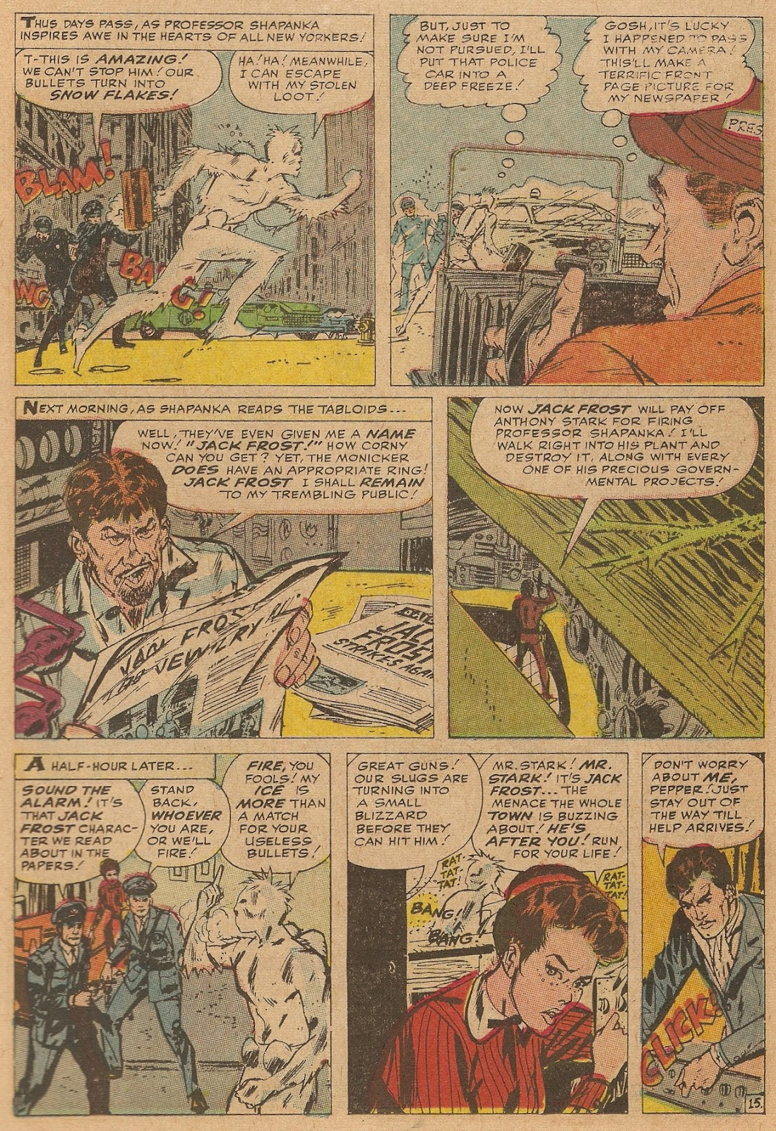 Marvel Collectors' Item Classics issue 8 - Page 43