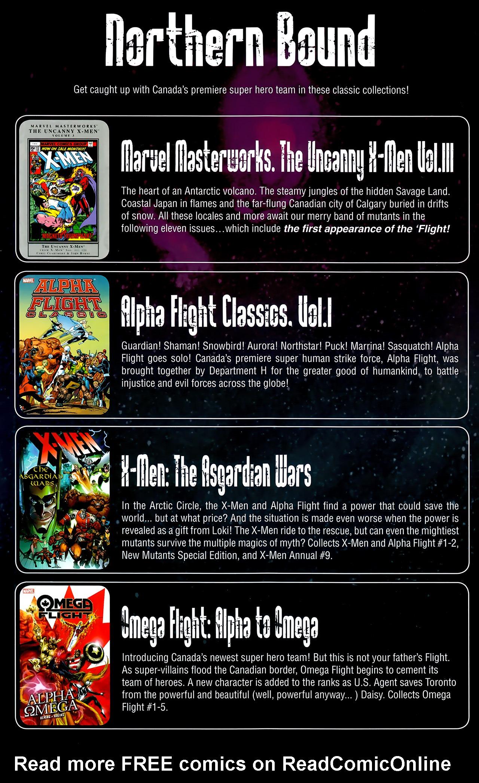 Read online Chaos War: Alpha Flight comic -  Issue # Full - 25