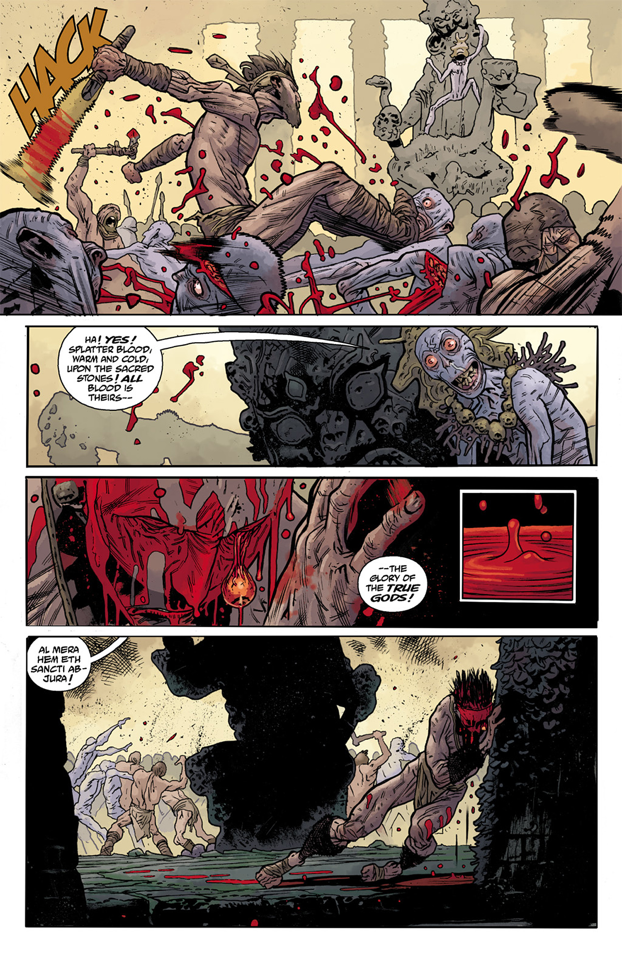 Read online B.P.R.D. Hell on Earth: The Abyss of Time comic -  Issue #104 - 11