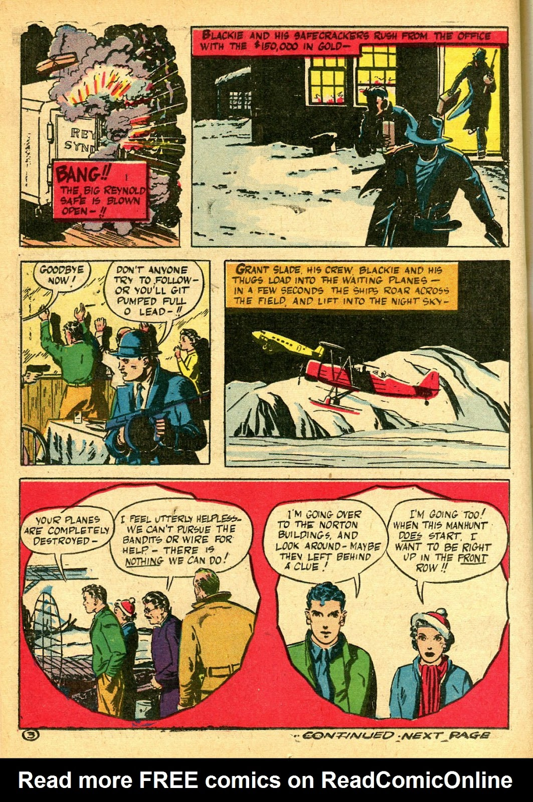 Read online Famous Funnies comic -  Issue #108 - 48