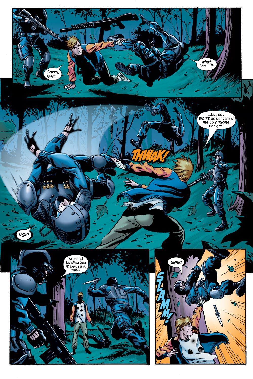 Read online Machine Teen comic -  Issue #3 - 15