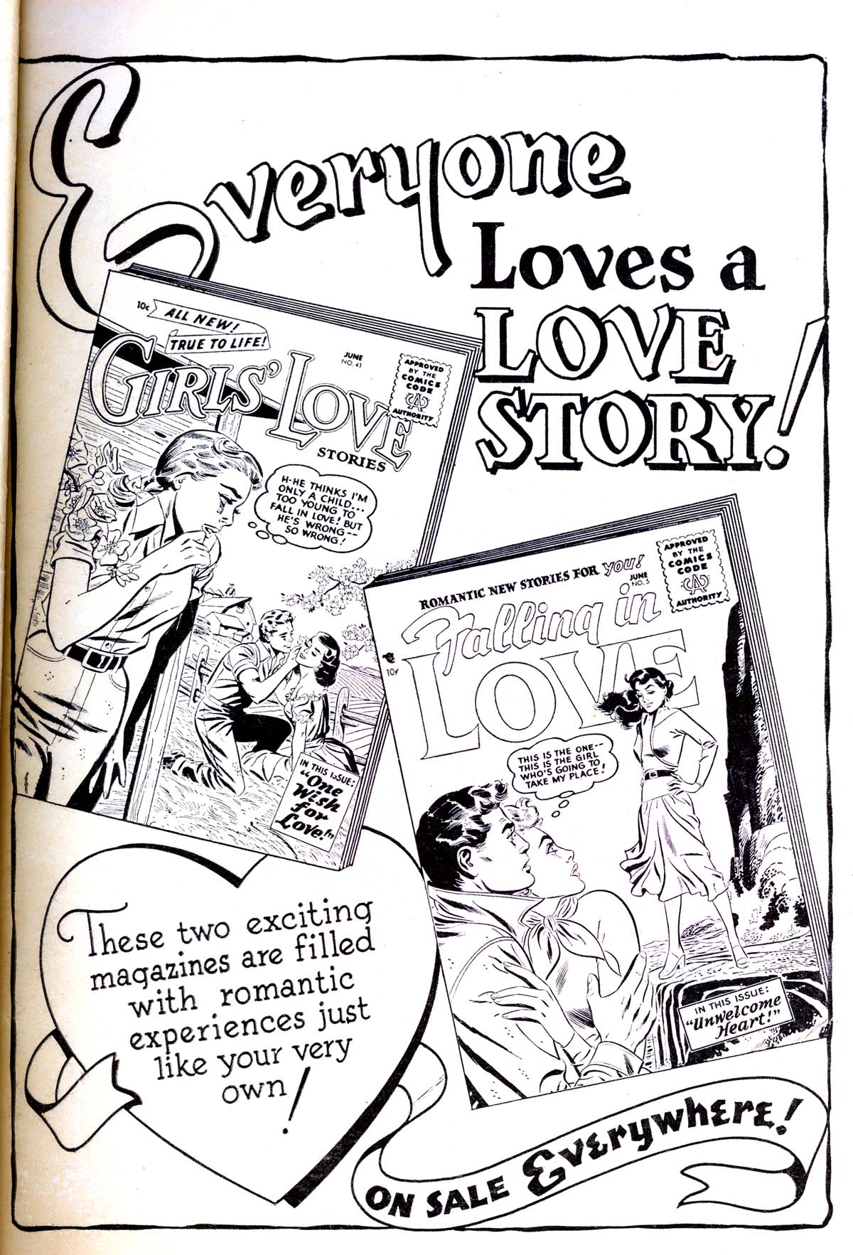 Read online Secret Hearts comic -  Issue #34 - 35