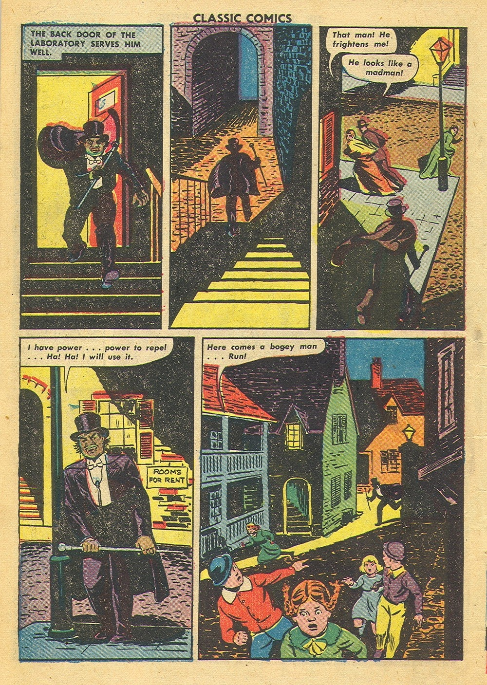 Classics Illustrated issue 13 - Page 14