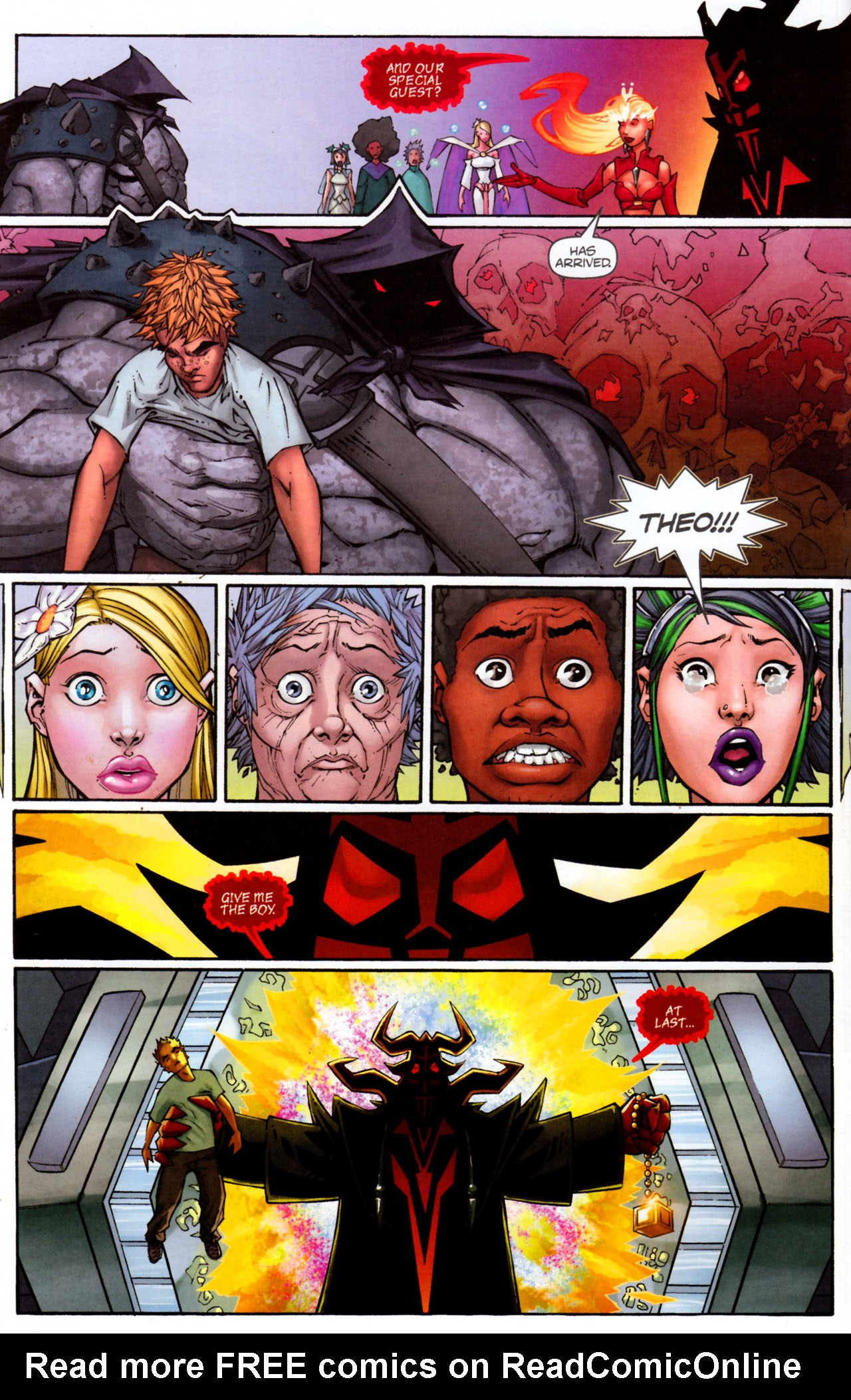 Read online Shrugged (2006) comic -  Issue #7 - 21