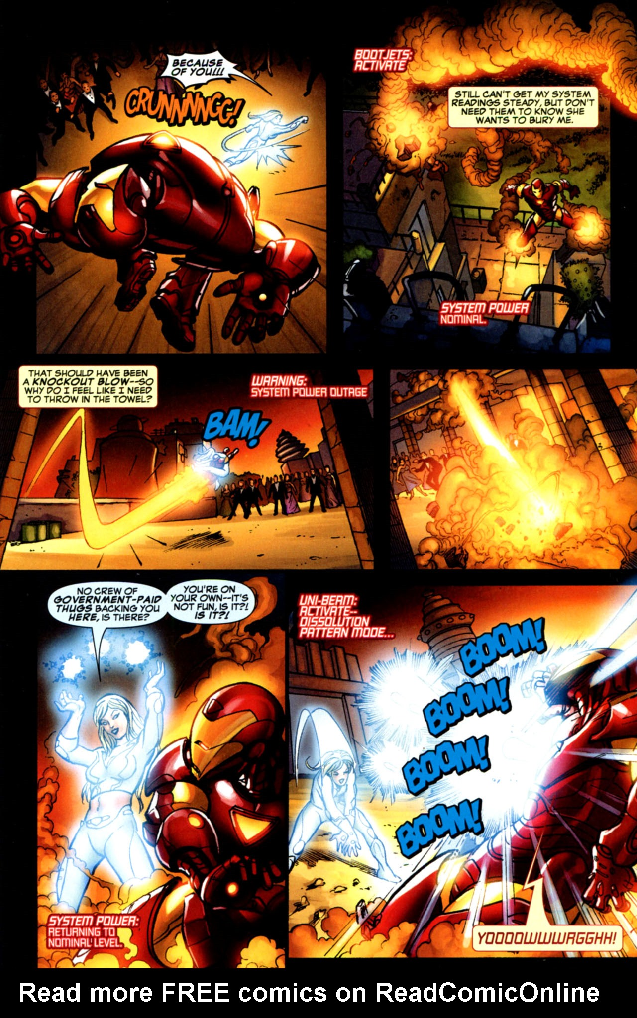 Read online Astonishing Tales (2009) comic -  Issue #1 - 23