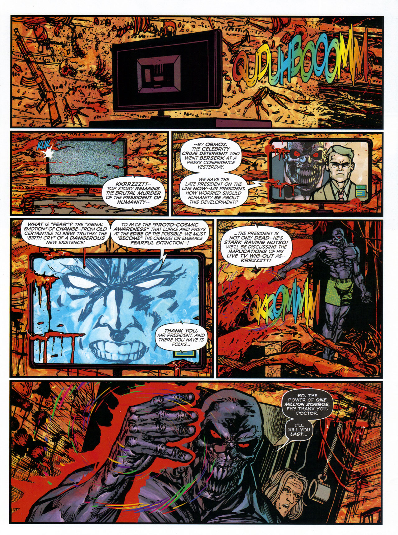 Read online 2000 AD comic -  Issue #1746 - 127