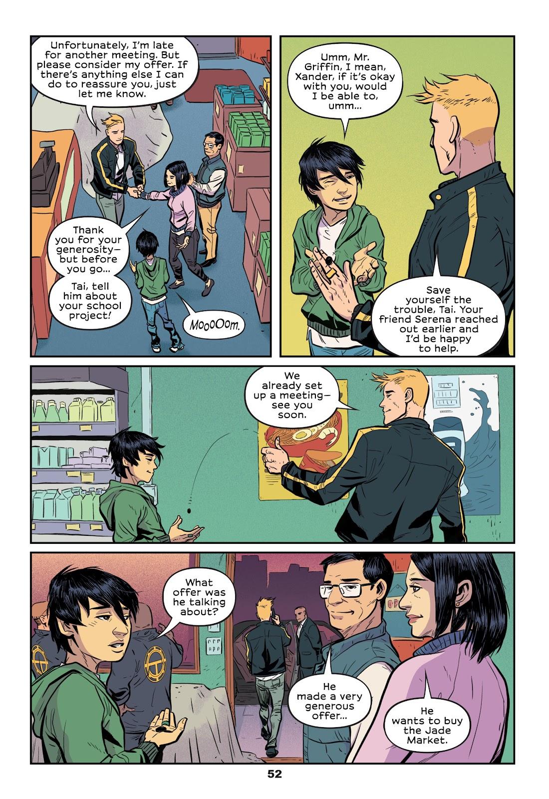 Read online Green Lantern: Legacy comic -  Issue # TPB - 50