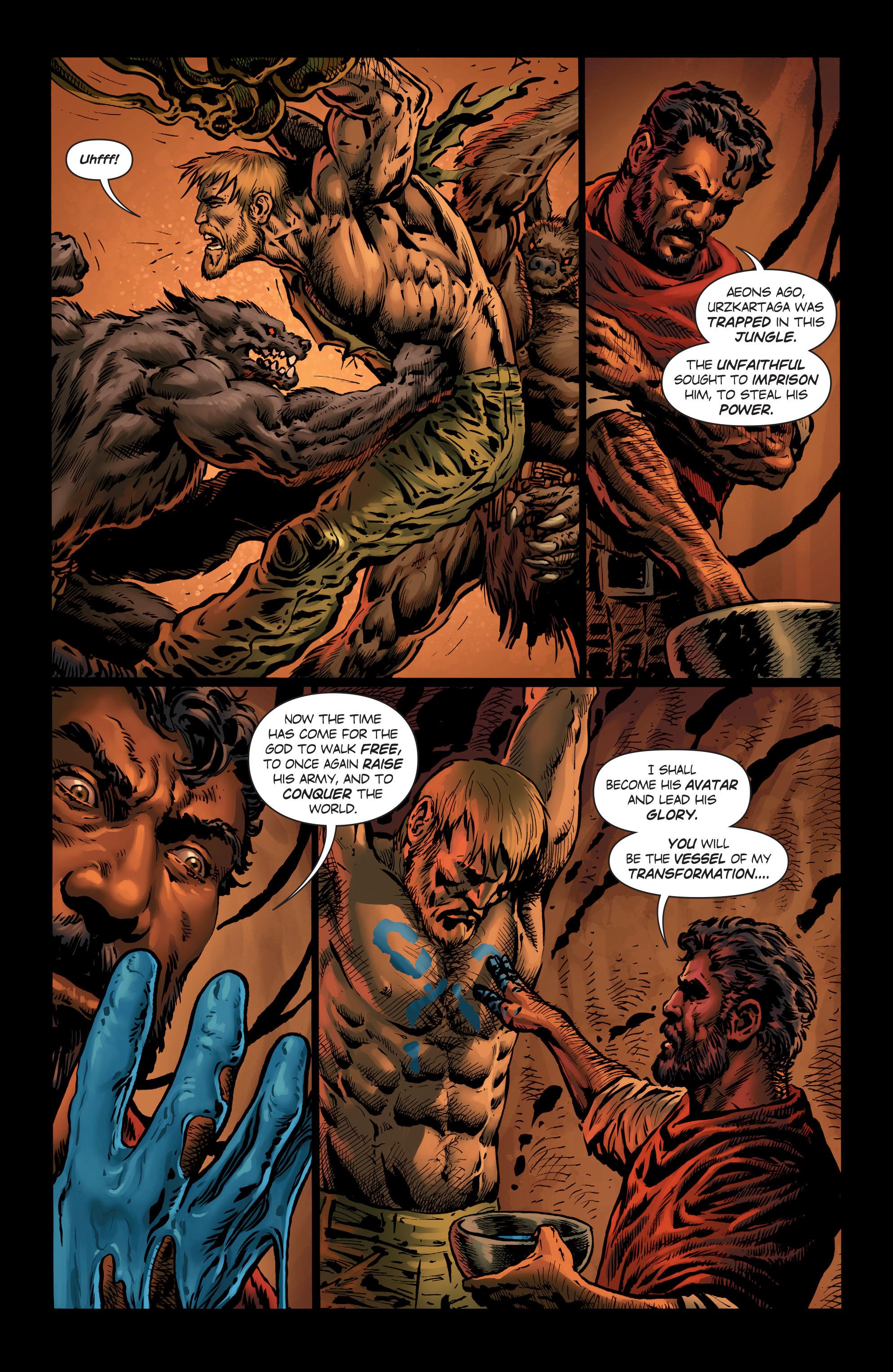 Read online Wonder Woman (2016) comic -  Issue #5 - 18