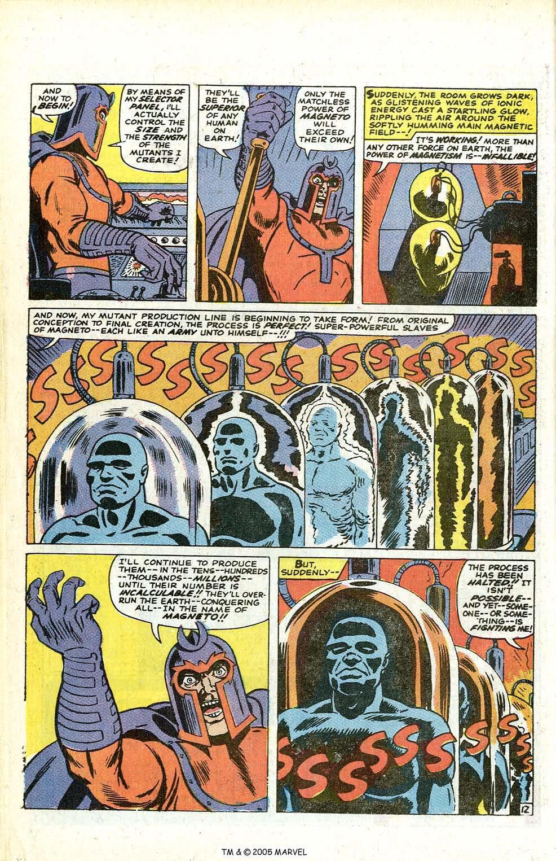 Uncanny X-Men (1963) issue 70 - Page 40