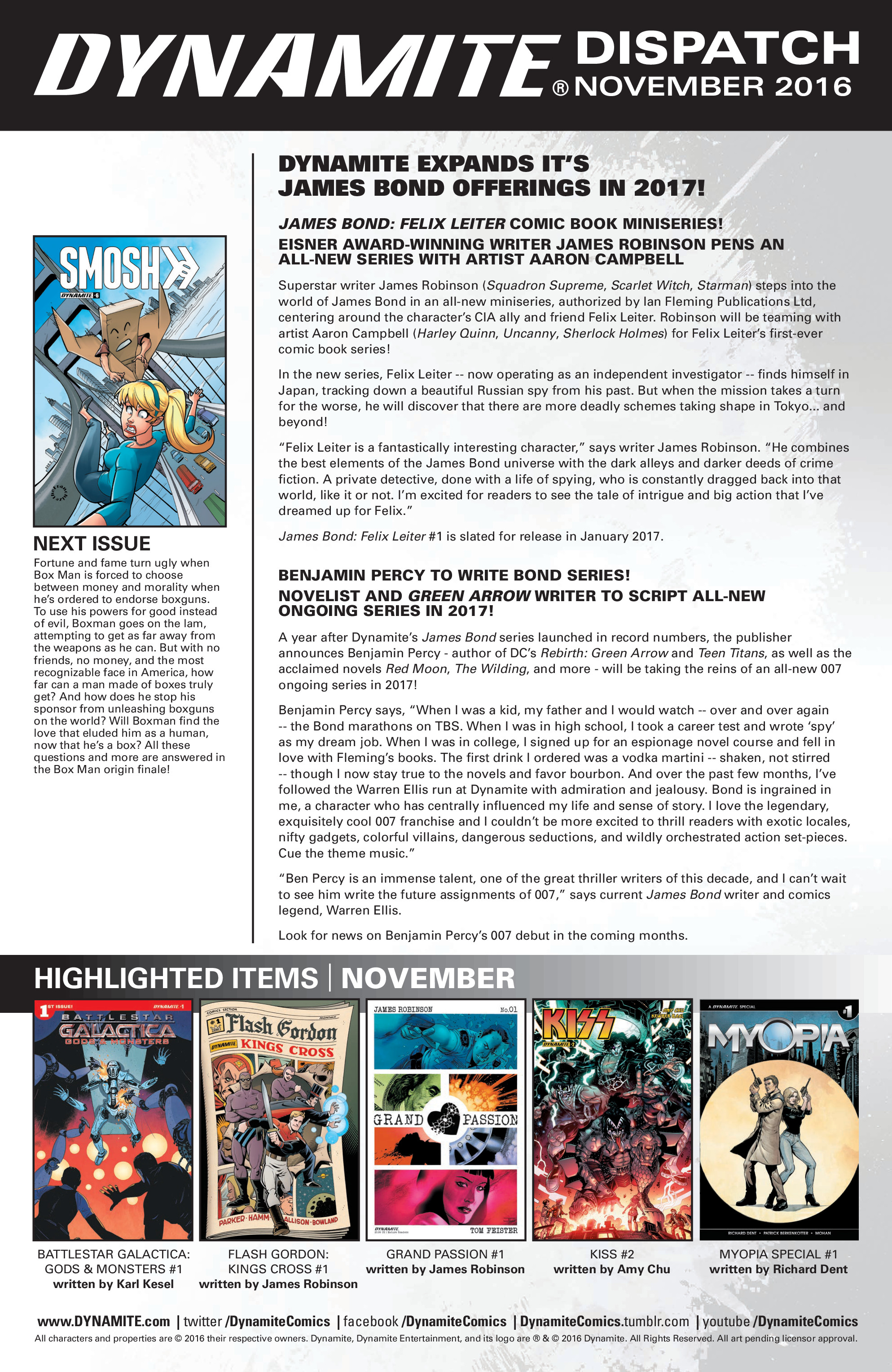 Read online Smosh comic -  Issue #5 - 31