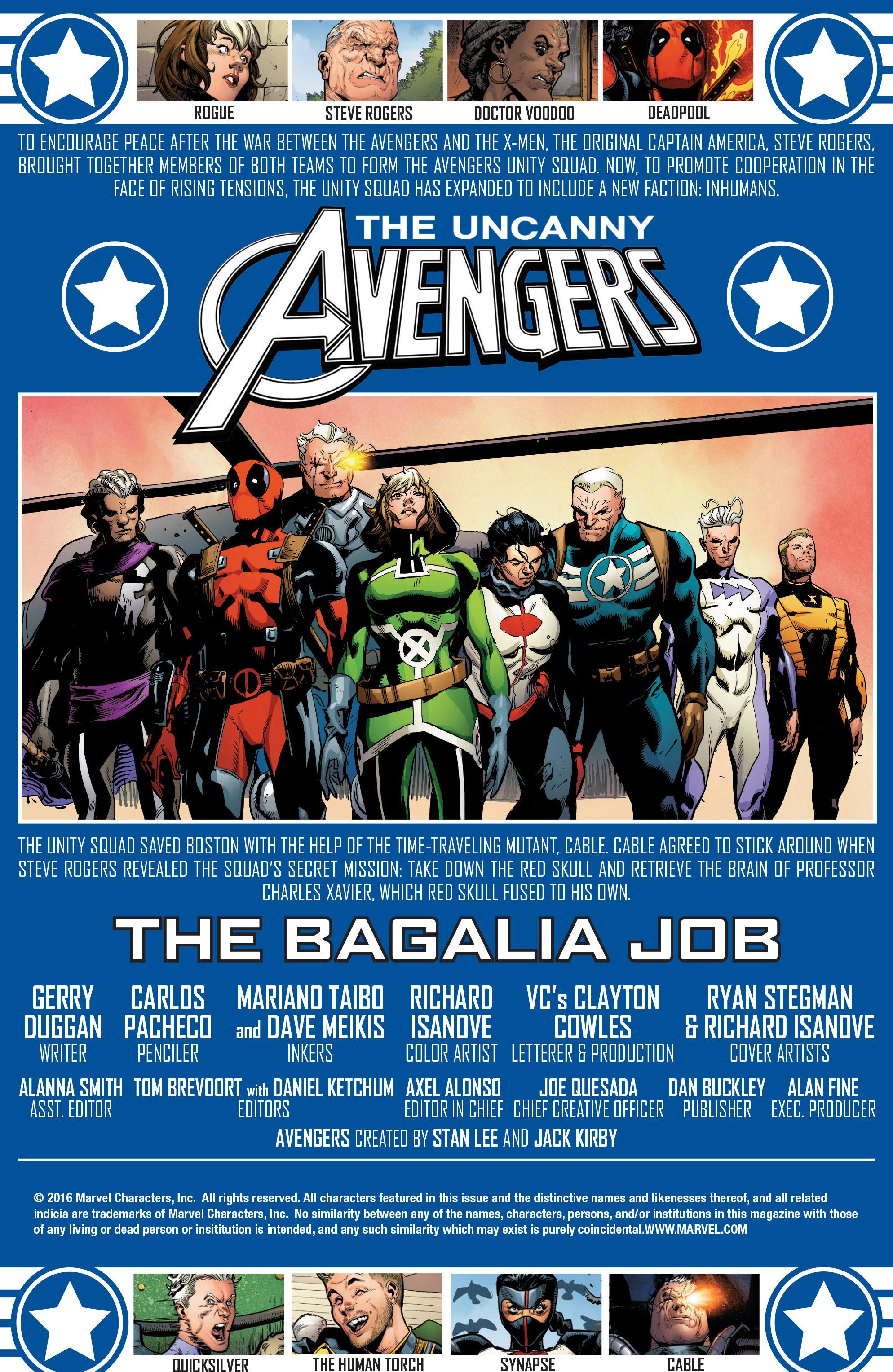 Read online Uncanny Avengers [II] comic -  Issue #5 - 2