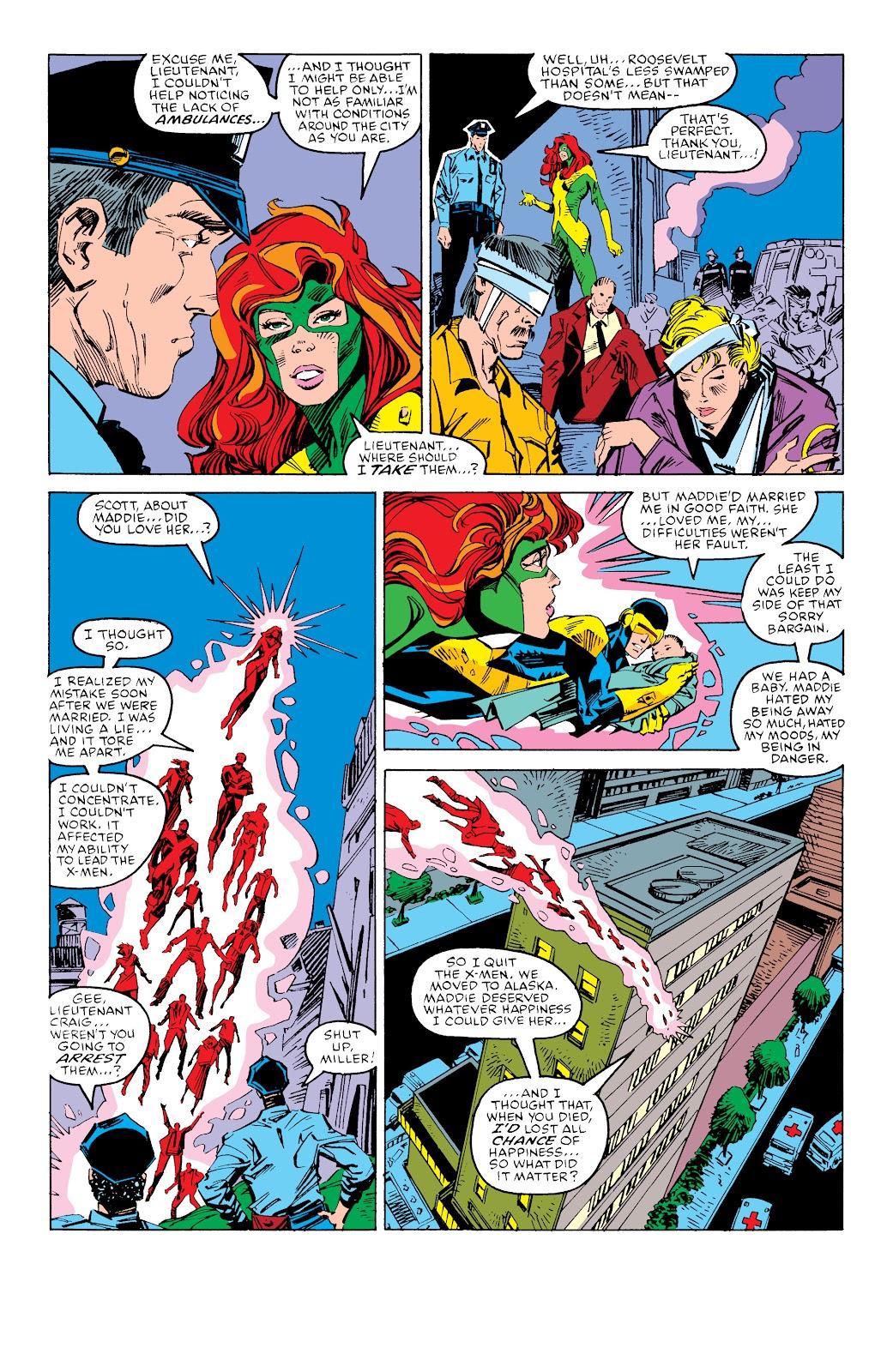 Read online X-Men Milestones: Fall of the Mutants comic -  Issue # TPB (Part 3) - 56