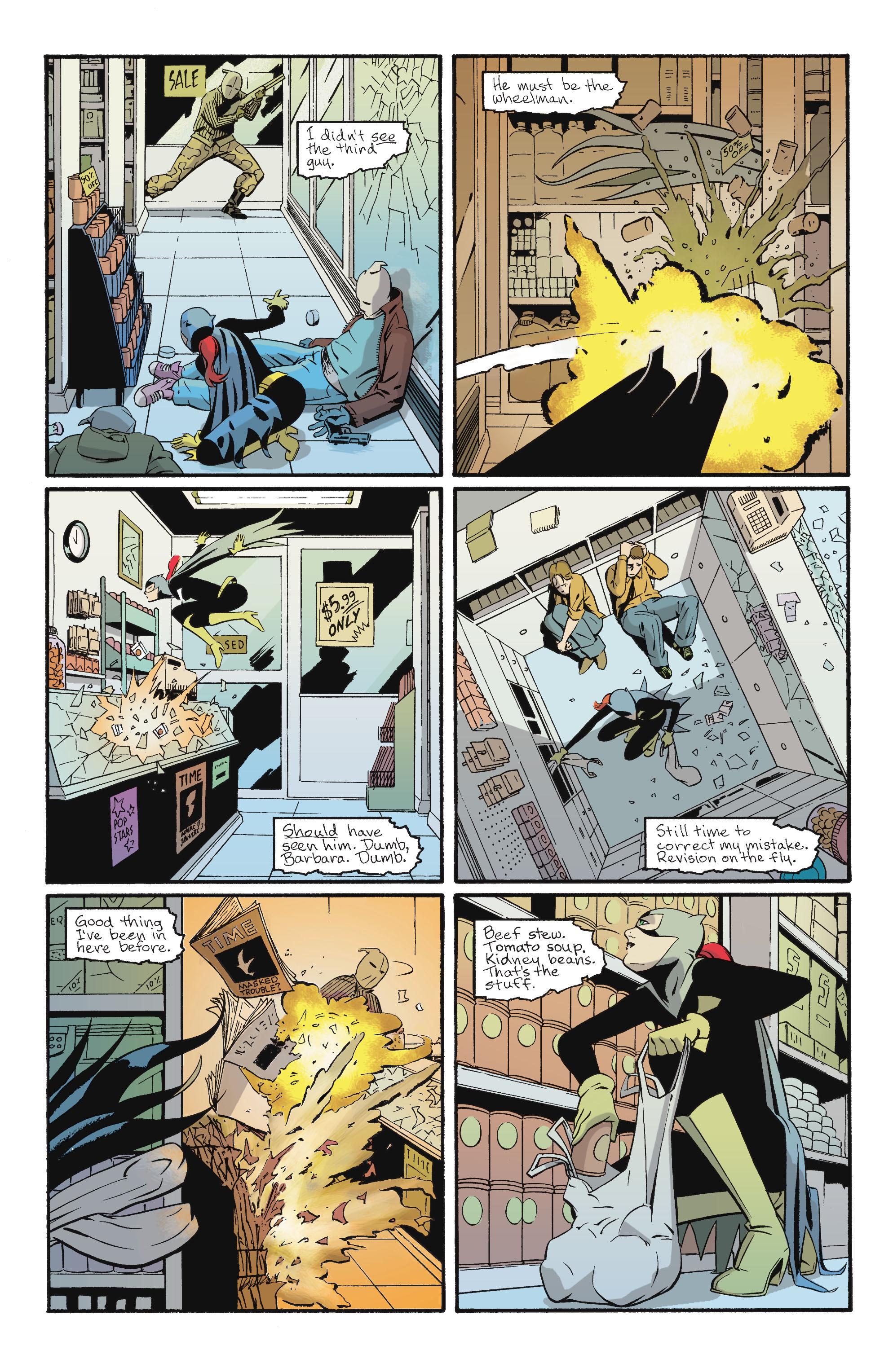 Read online Batgirl/Robin: Year One comic -  Issue # TPB 2 - 54