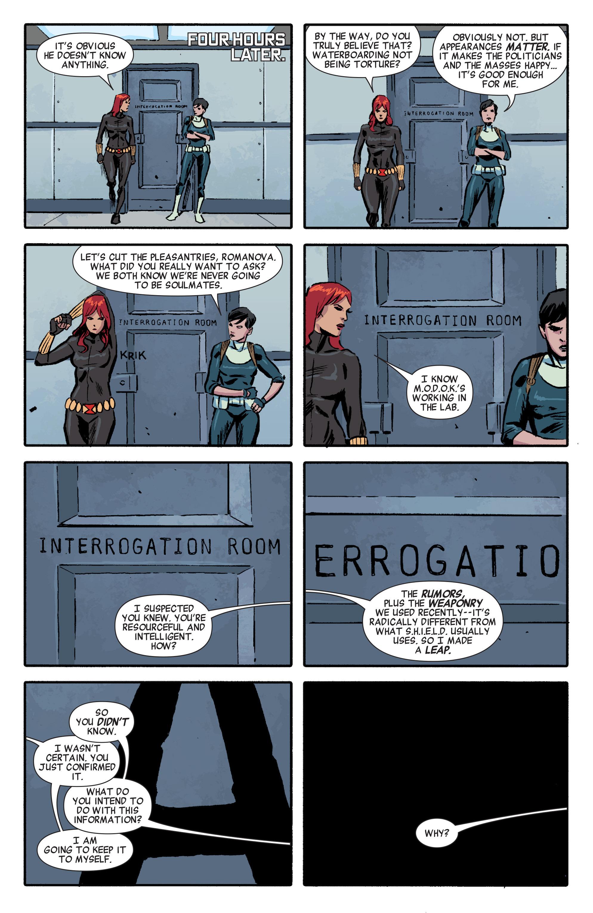 Read online Secret Avengers (2014) comic -  Issue #5 - 11